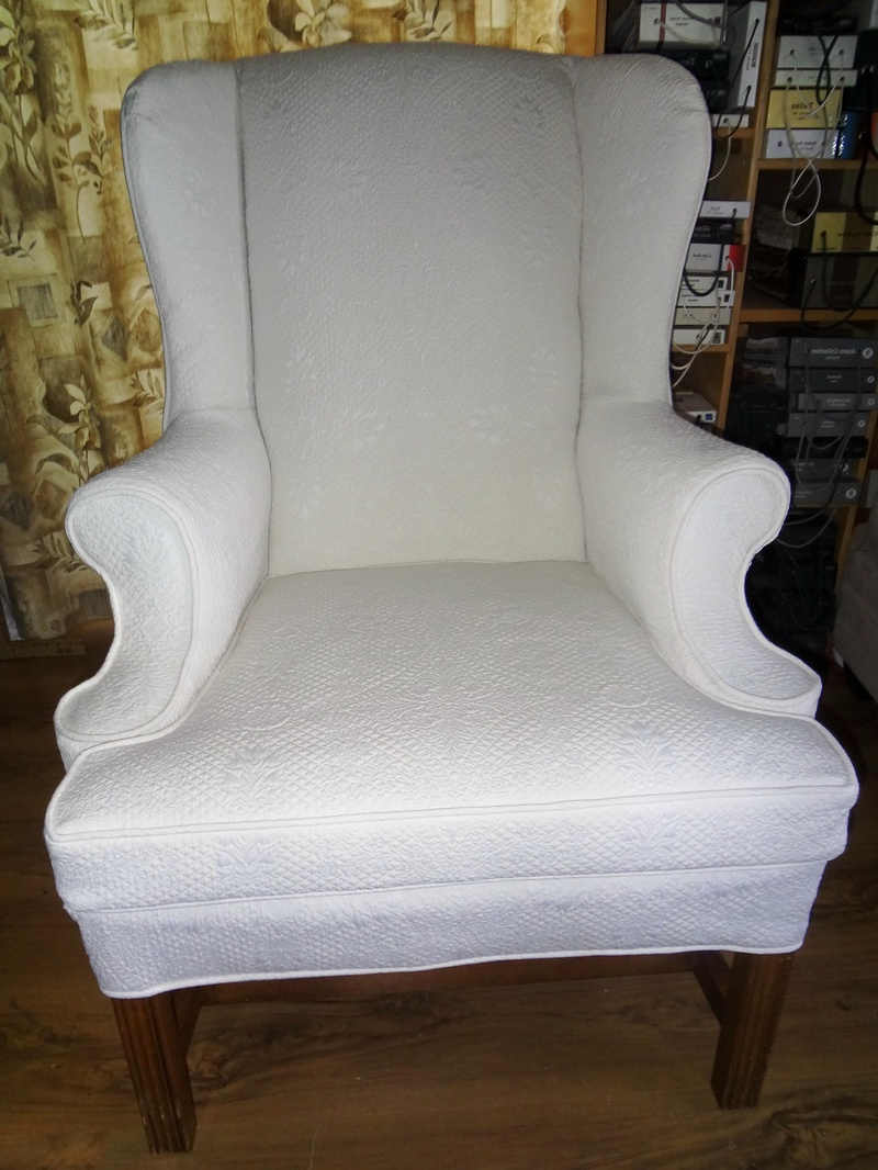 Recent Slipcovers For Sofas And Chairs In Home – Marge's Custom Slipcovers (Gallery 16 of 20)