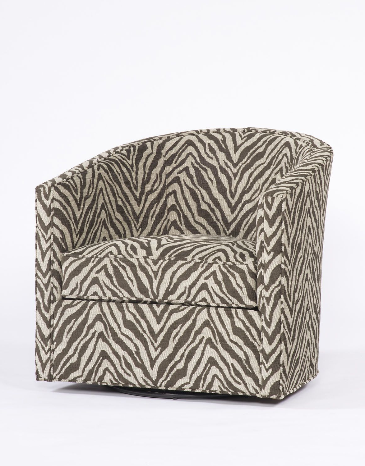 Recent Transitions Sadie Barrel Chair (View 8 of 20)