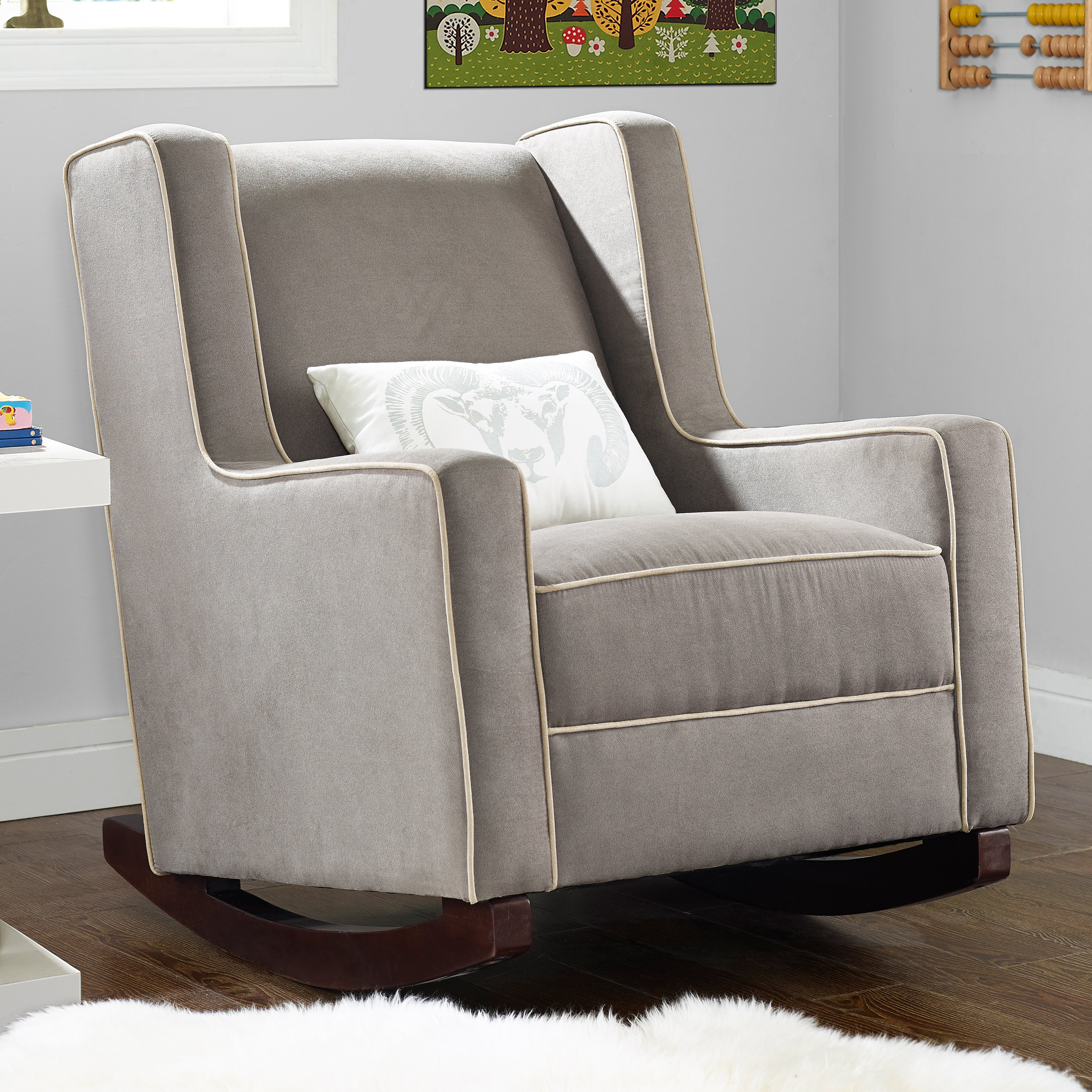 Recliner : Baby Relax Abby Rocker Luxury Glider And Recliner For Within Recent Abbey Swivel Glider Recliners (View 19 of 20)