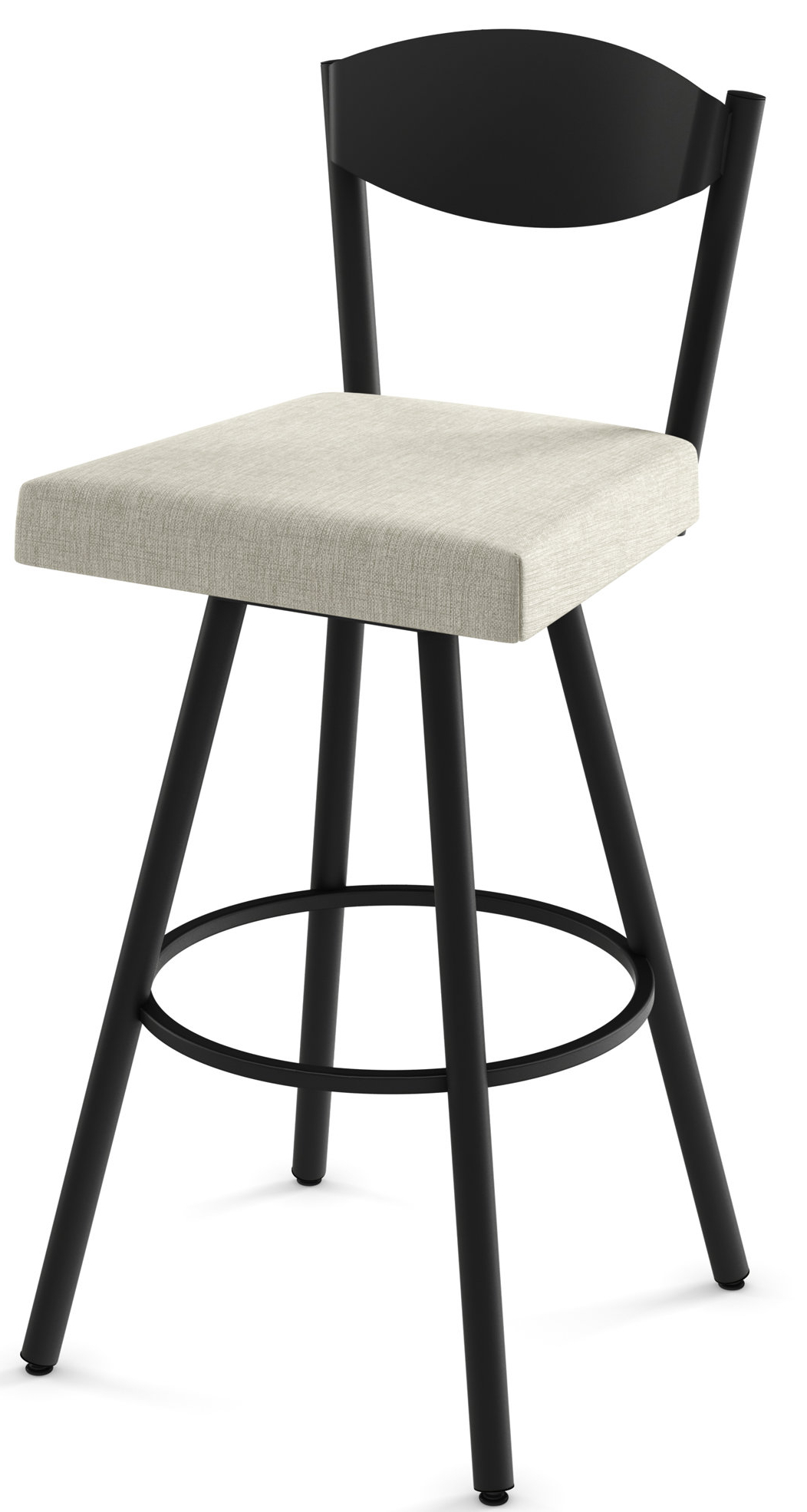 Red Barrel Studio Maier Swivel Bar Stool (View 12 of 18)