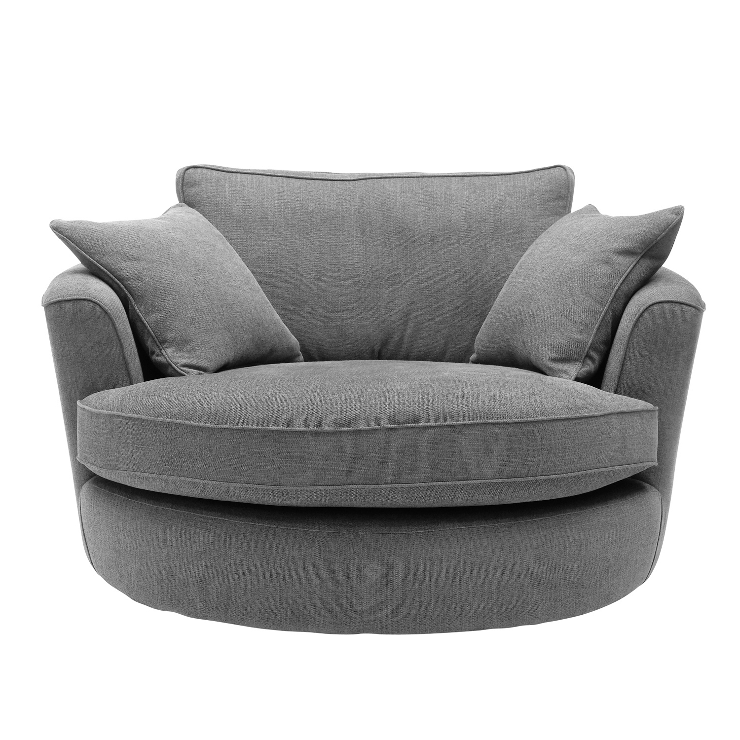 Round Sofa Chairs Regarding Newest Room Sets Gray Couch Arrangement Dark Green Velvet Round For Curved (Gallery 8 of 20)