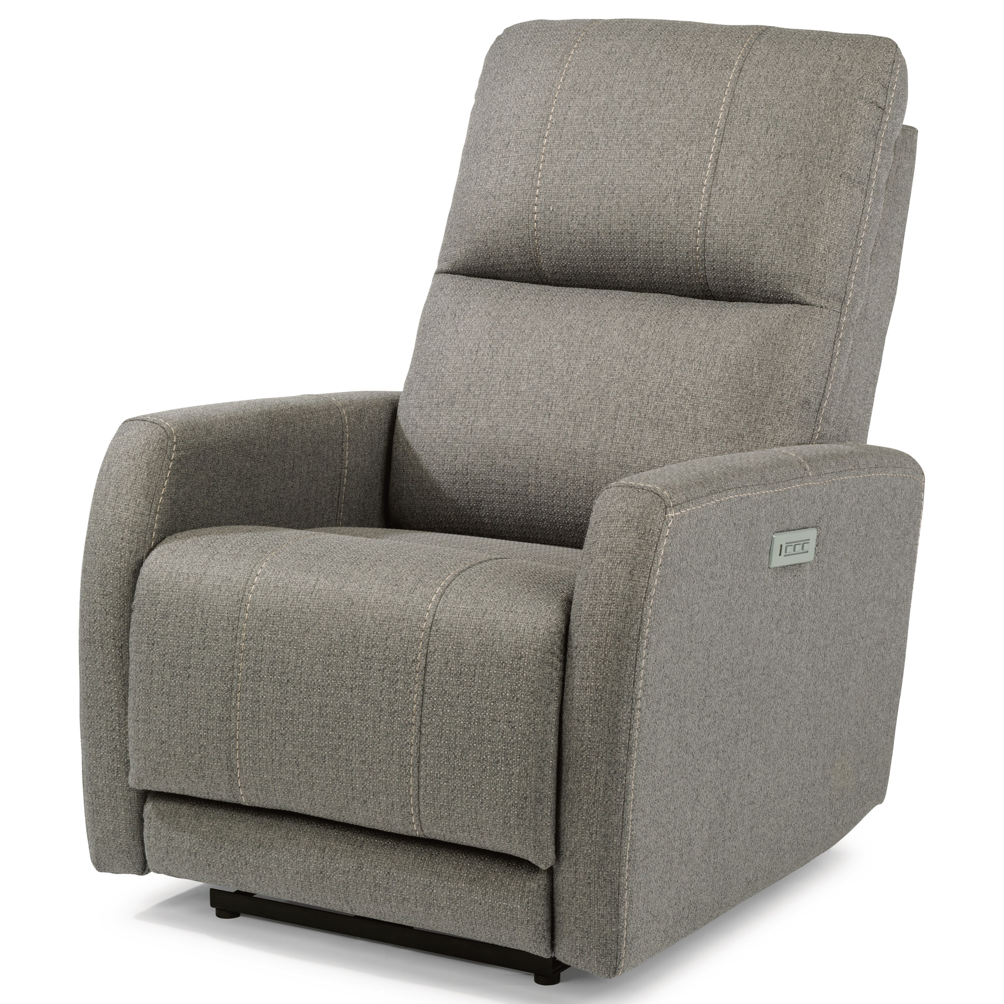 Sadie Ii Swivel Accent Chairs Pertaining To Most Up To Date Flexsteel Latitudes – Sadie 1702 50ph Contemporary Power Recliner (View 7 of 20)