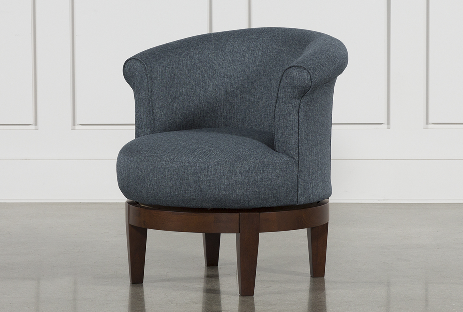 Sadie Ii Swivel Accent Chairs Within Preferred Theo Ii Swivel Chair In (View 5 of 20)