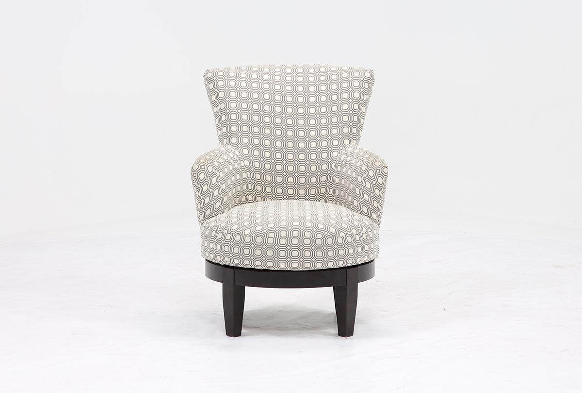 Sadie Swivel Chair (View 5 of 20)