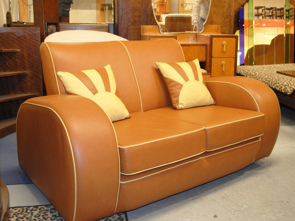 Selener Pertaining To Art Deco Sofa And Chairs (View 11 of 20)
