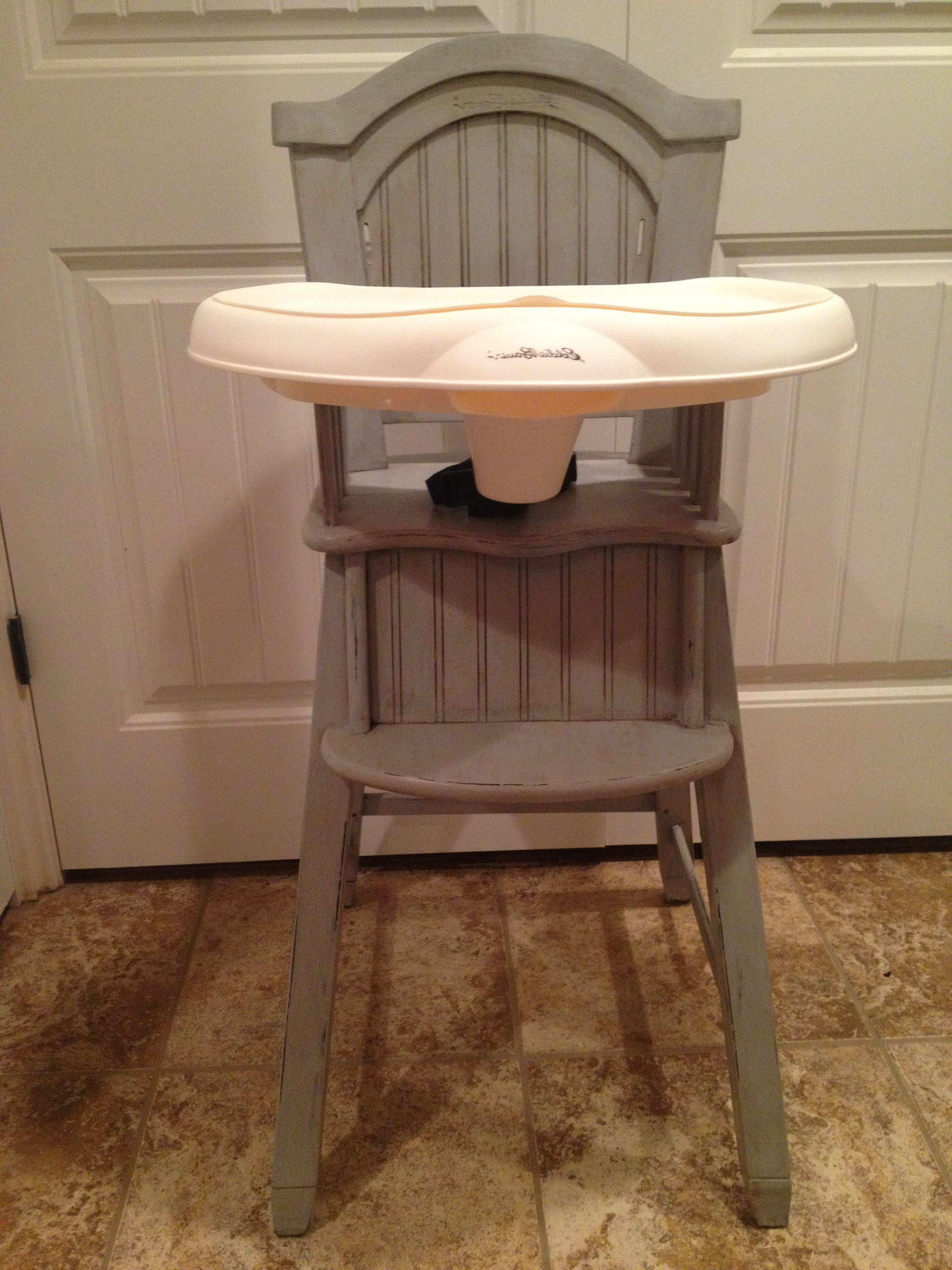 Shabby Chic Eddie Bauer High Chair (View 20 of 20)