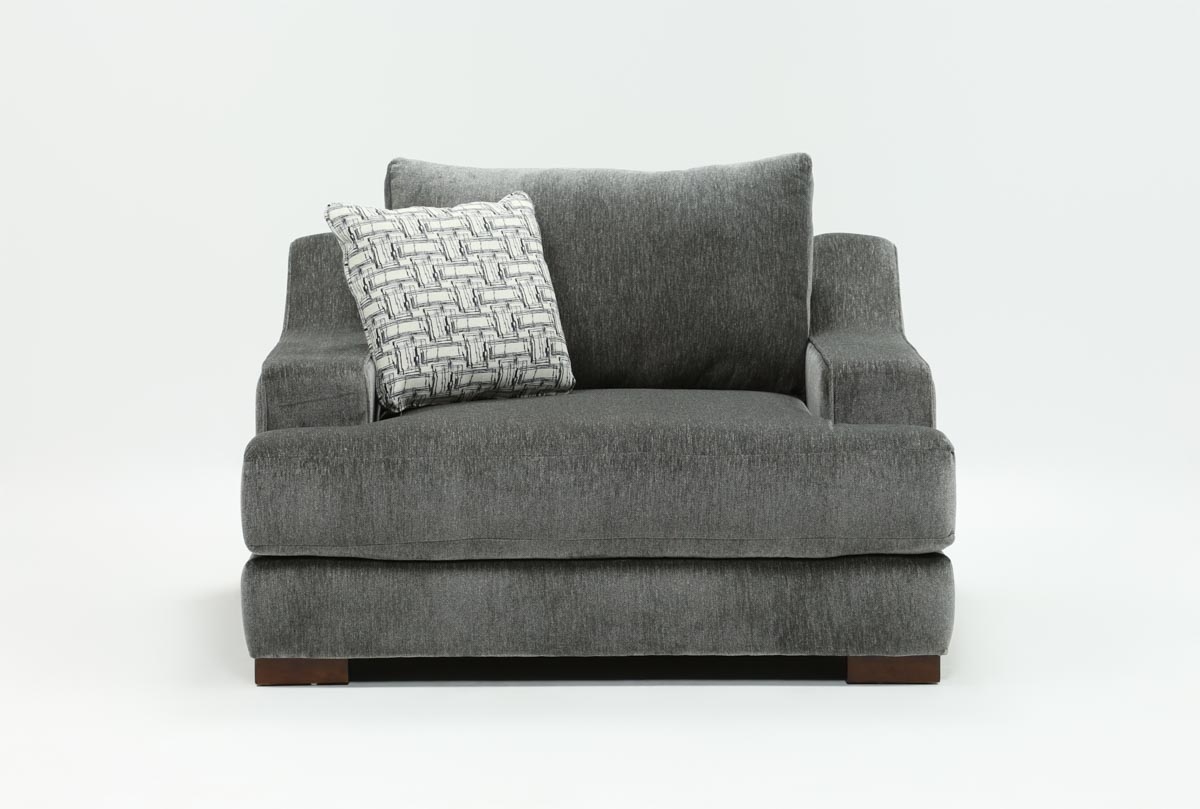 Sheldon Oversized Sofa Chairs In Most Recent Maddox Oversized Chair (Gallery 3 of 20)