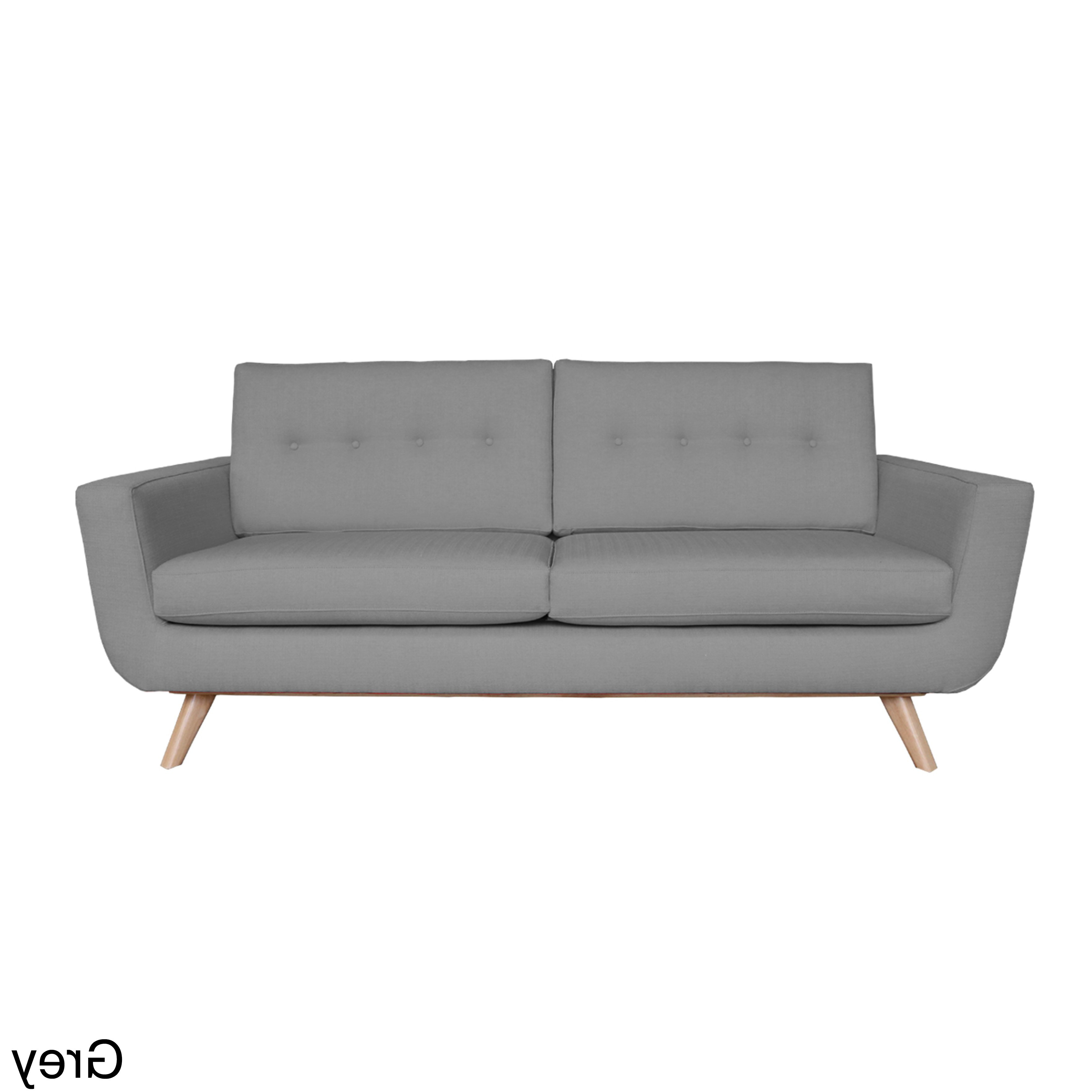 Shop Callie Mid Century Sofa – Free Shipping Today – Overstock Throughout Popular Callie Sofa Chairs (View 17 of 20)
