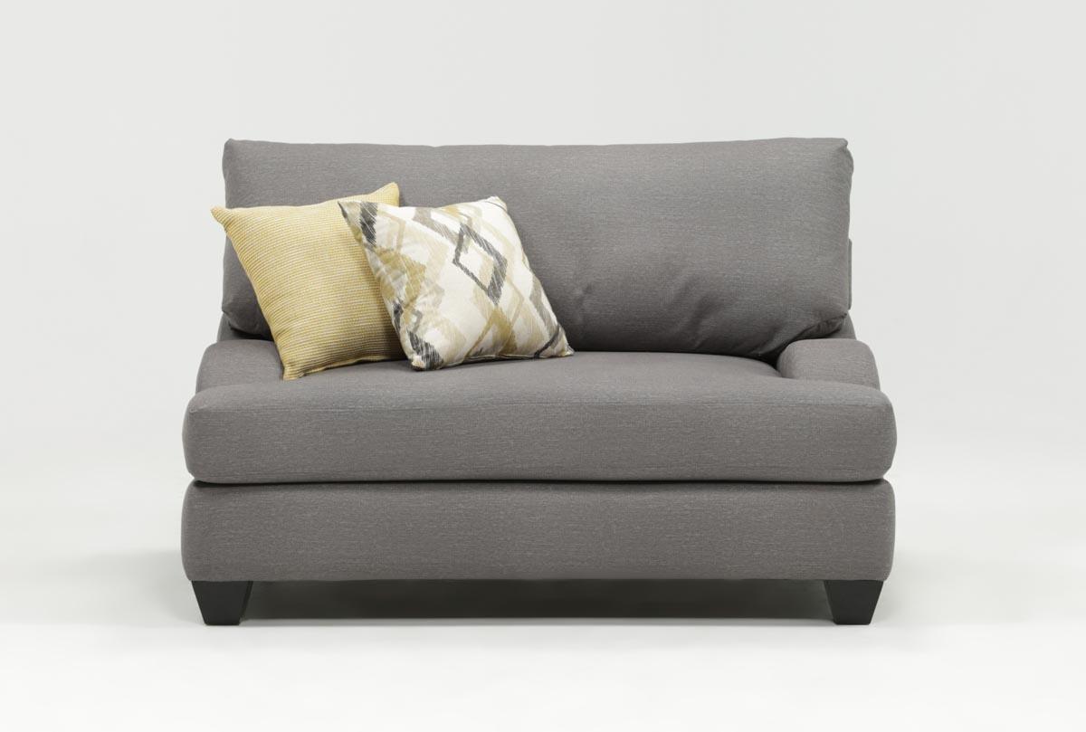 Sierra Foam Ii Oversized Sofa Chairs Pertaining To Widely Used Sierra Foam Oversized Chair (View 3 of 20)