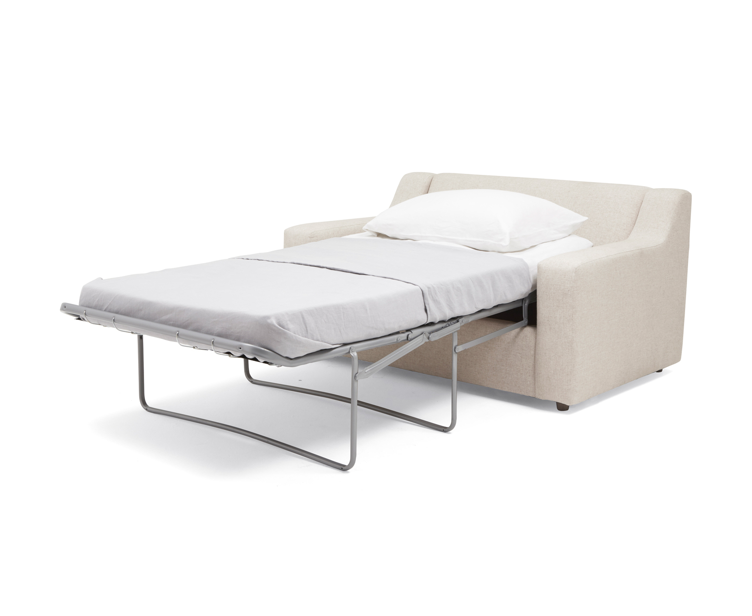 Single Sofa Bed (Gallery 3 of 20)