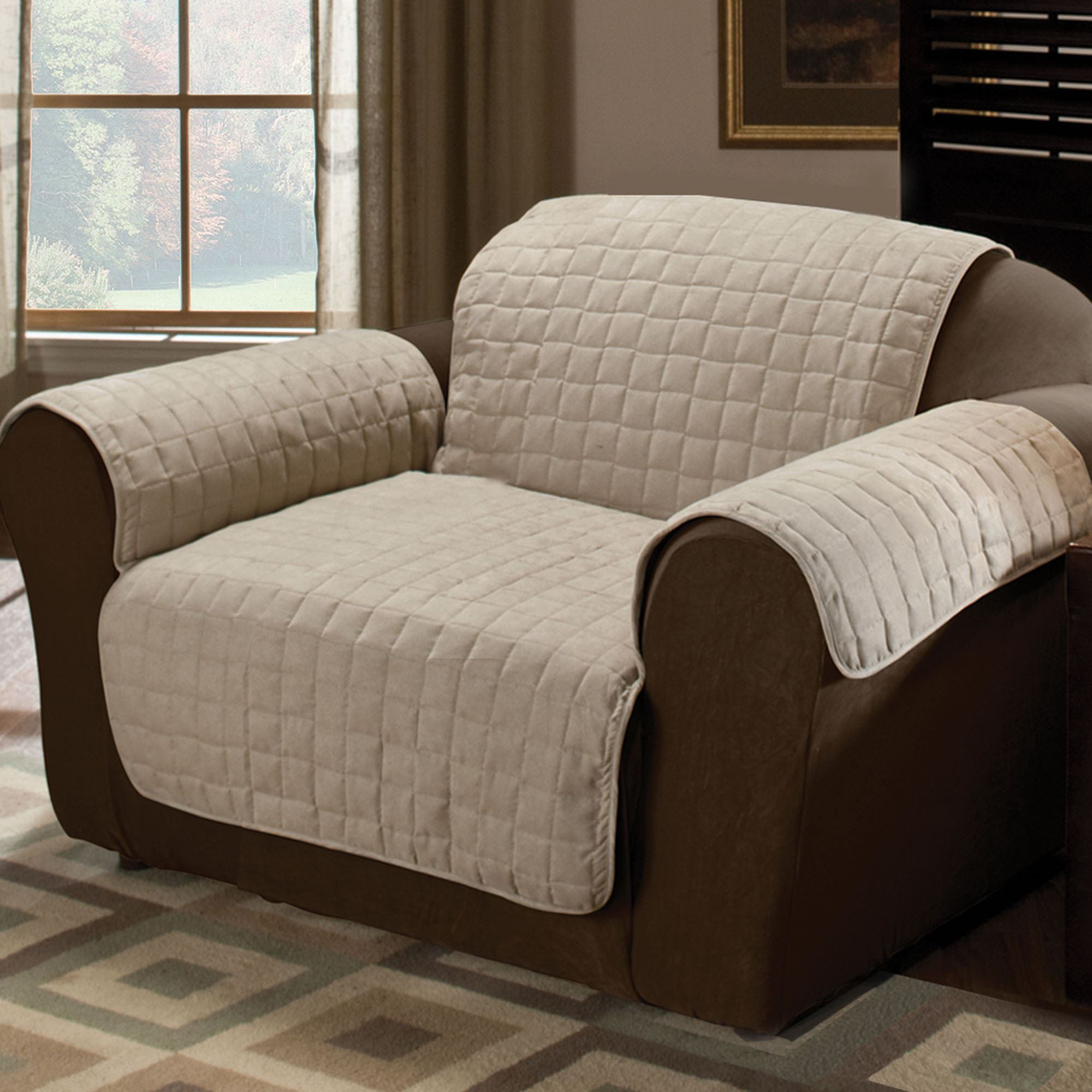 Sofa And Chair Covers For 2019 Couch And Loveseat Covers – Inexpensive Home Refurbishing – Blogbeen (View 1 of 20)