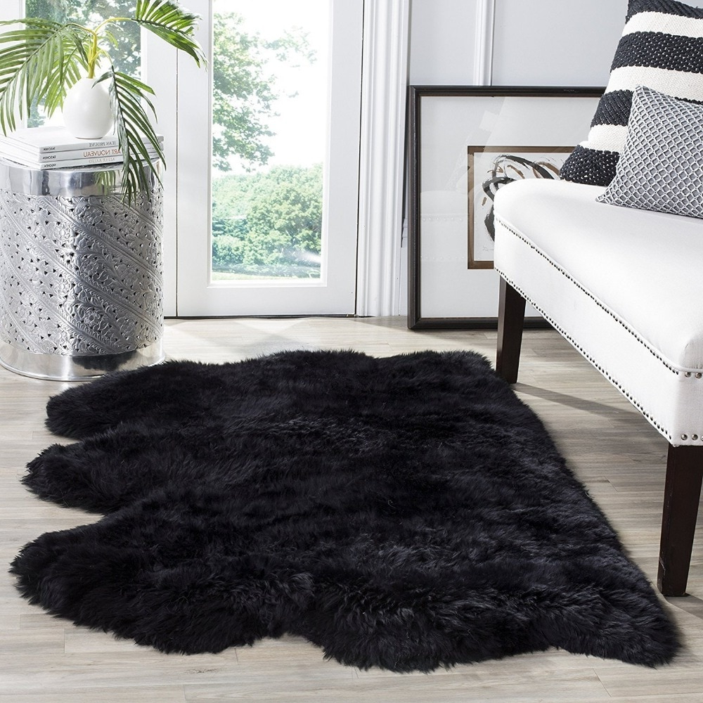Sofa And Chair Covers Within 2019 Real Sheepskin Rug Three Pelt Sofa Chair Cover Seat Pad Bay Window (Gallery 13 of 20)