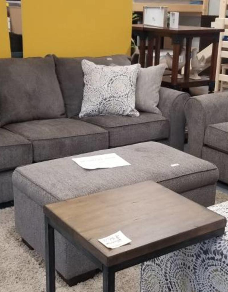 Sofa And Chair Set Inside Favorite Harlow Ash 3 Piece Set (View 19 of 20)