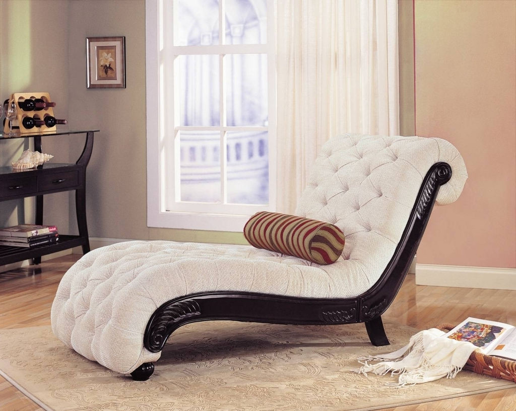 Featured Photo of Bedroom Sofa Chairs