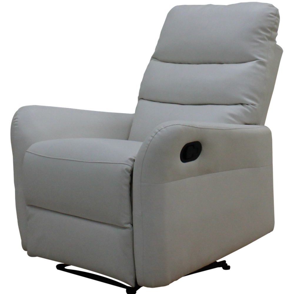 Sofa Chair Recliner Within Well Known Olivia Casa Leather 1 Seater Recliner Arm Chair Malaysia (View 18 of 20)