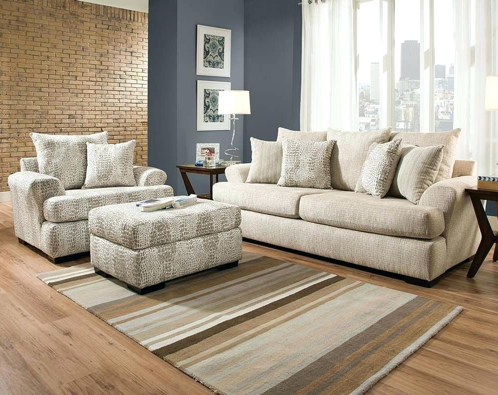 Sofa Chair Set – Mirafiori.co For Latest Sofa Chair And Ottoman (Gallery 10 of 20)