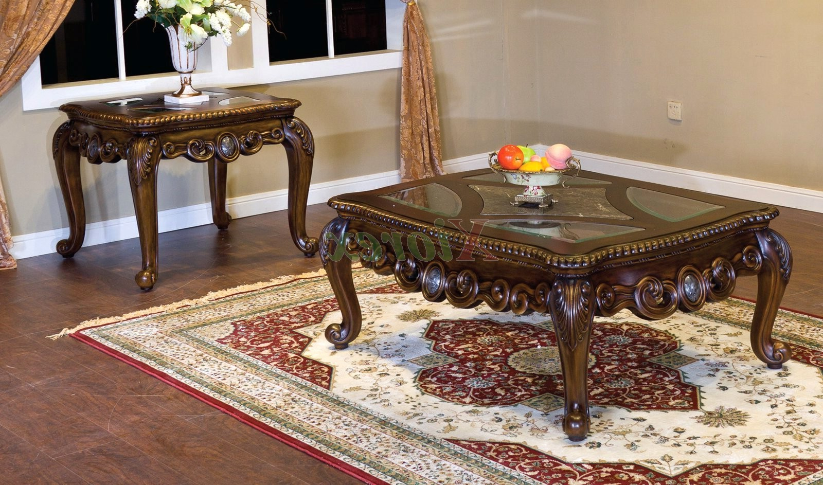 Sofa Table Chairs For Preferred Lynx Coffee Table Set Ottawa (Gallery 9 of 20)
