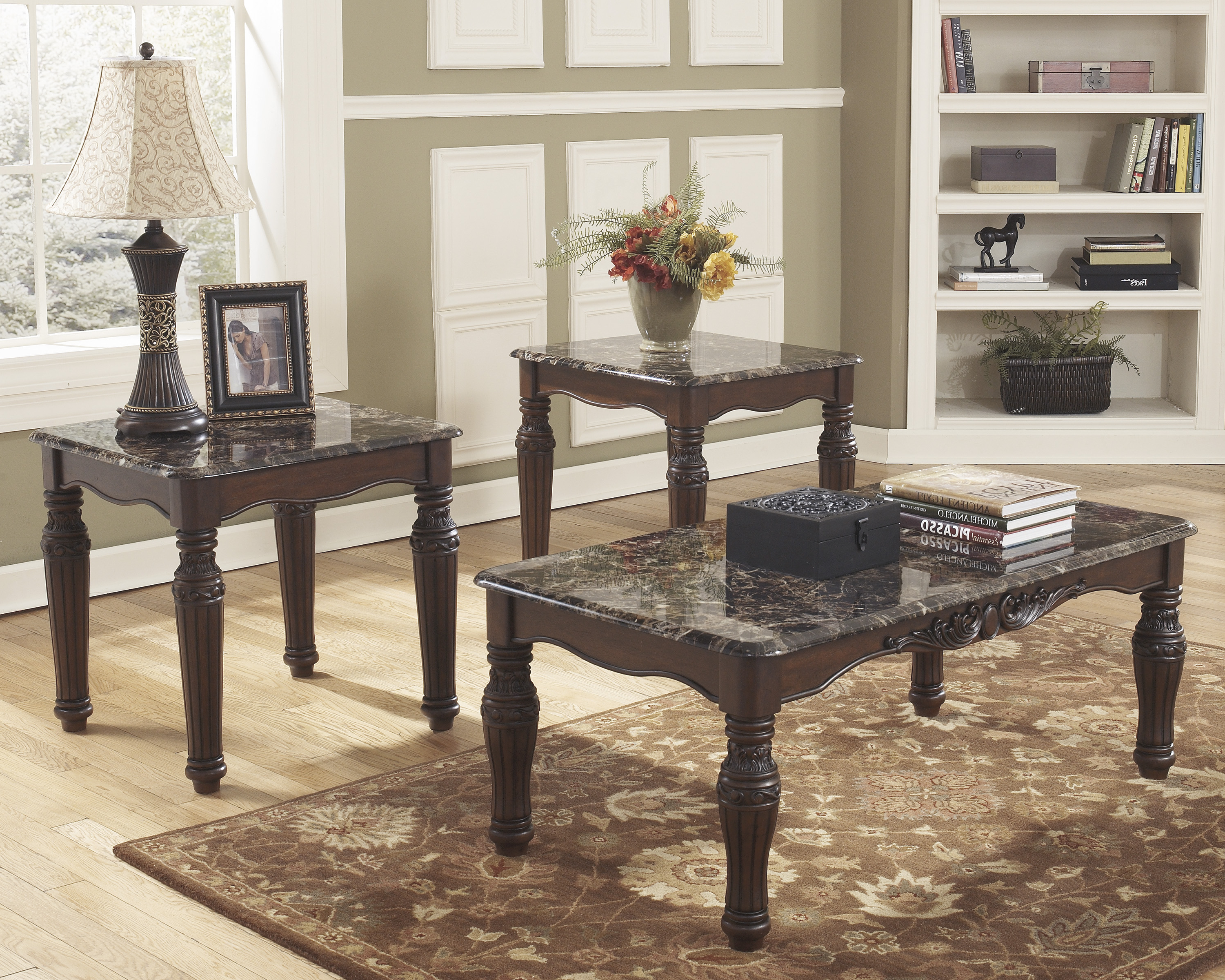 Sofa Table Chairs Regarding Most Recent North Shore Table Set – Brown's Furniture Showplace (Gallery 18 of 20)