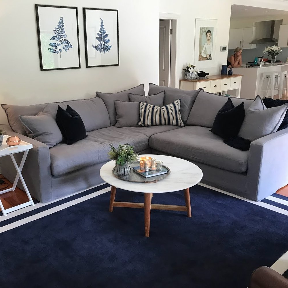 Sofas — Noble & Jones Custom Sofas In 2018 Karen Sofa Chairs (View 9 of 20)
