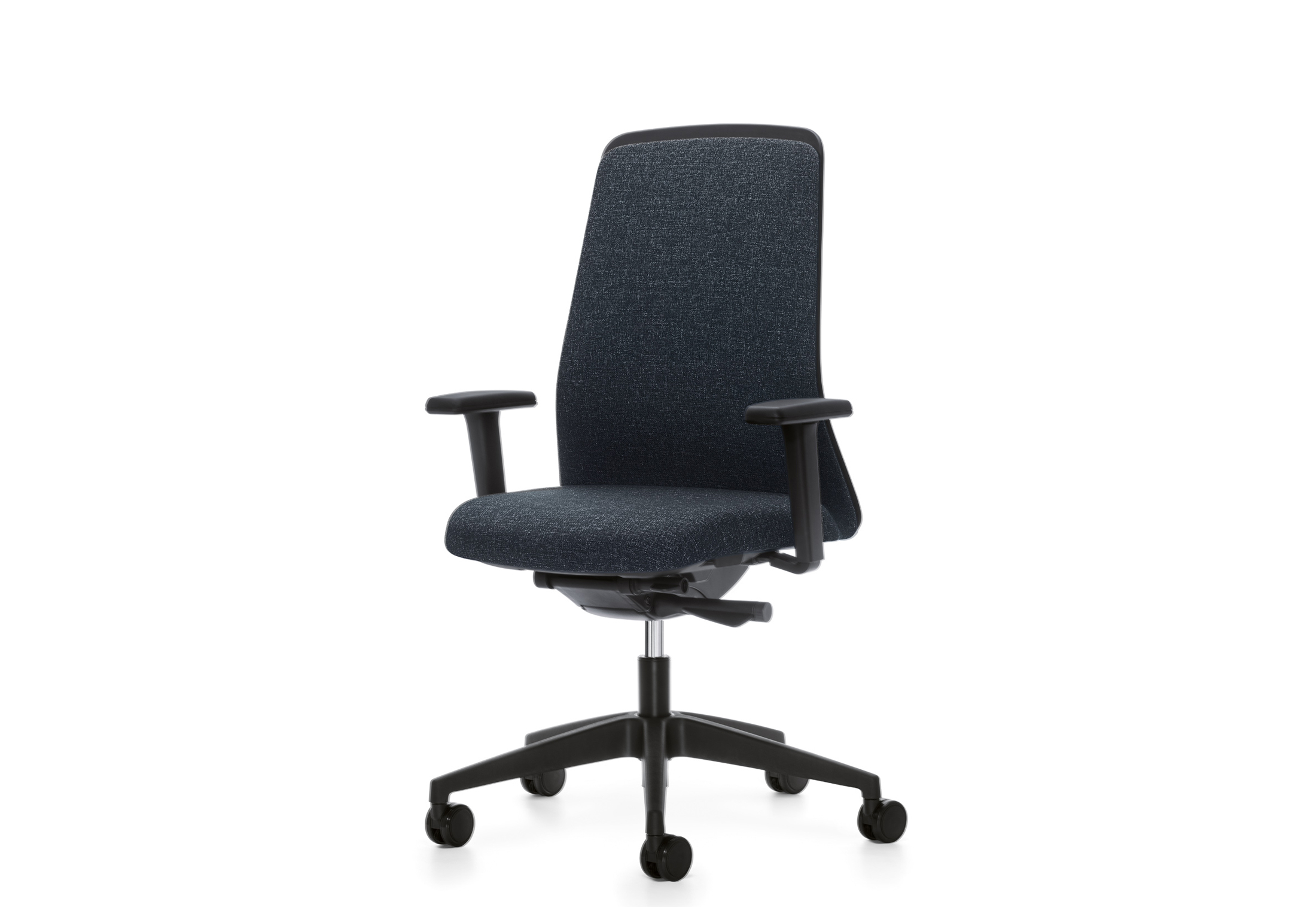 Stylepark Pertaining To Best And Newest Chill Swivel Chairs With Metal Base (View 5 of 20)