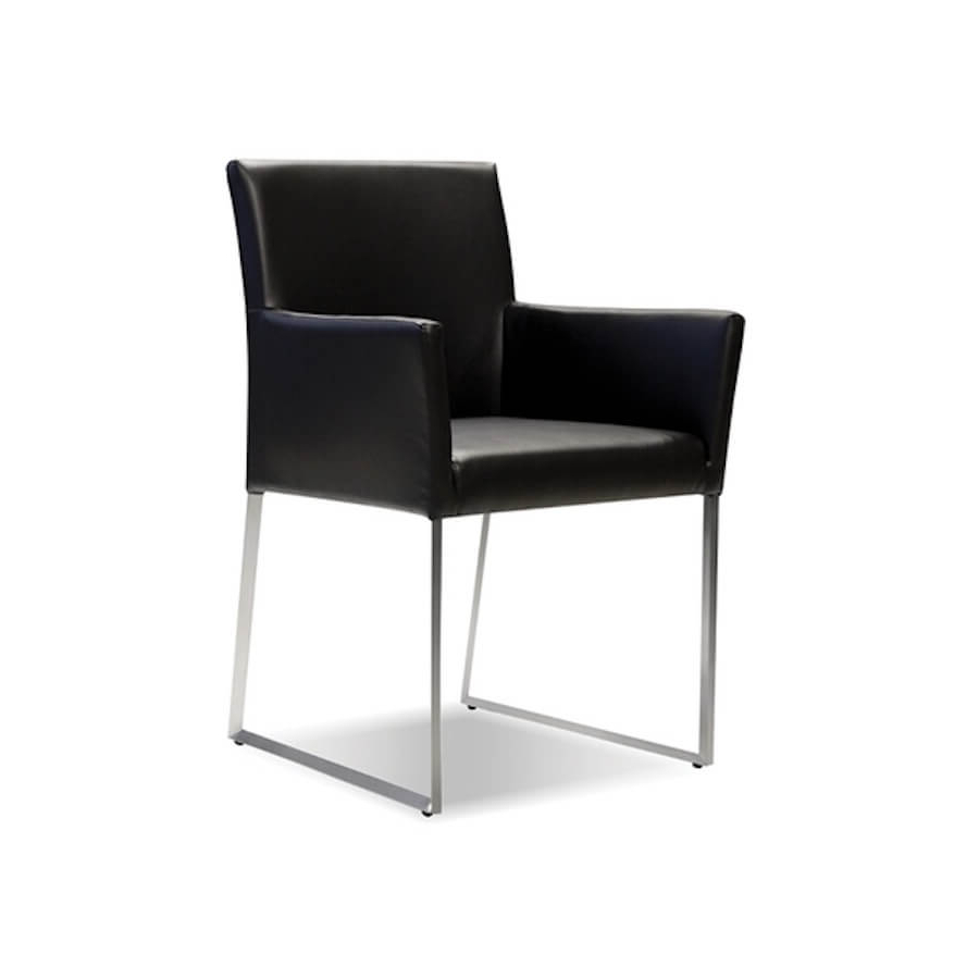 Tate Arm Sofa Chairs With Regard To Current Tate Dining Armchair (View 11 of 20)
