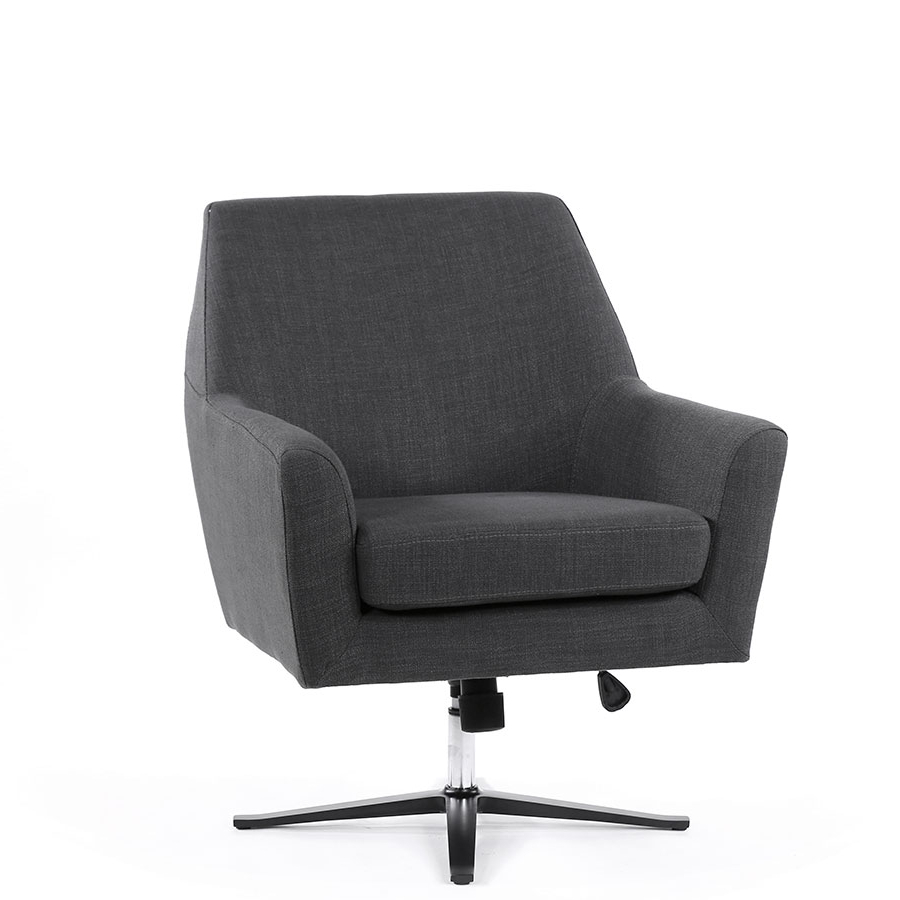 The Block Shop For Well Known Charcoal Swivel Chairs (View 14 of 20)