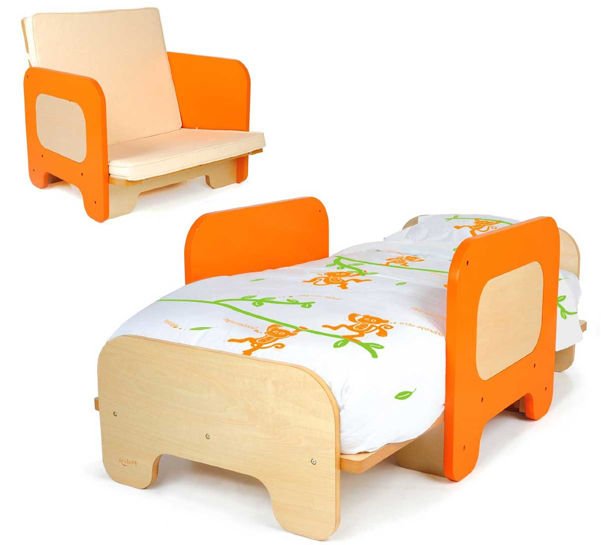 Toddler Couch Bed And Chairs — Oz Visuals Design : A Different With Widely Used Toddler Sofa Chairs (View 16 of 20)