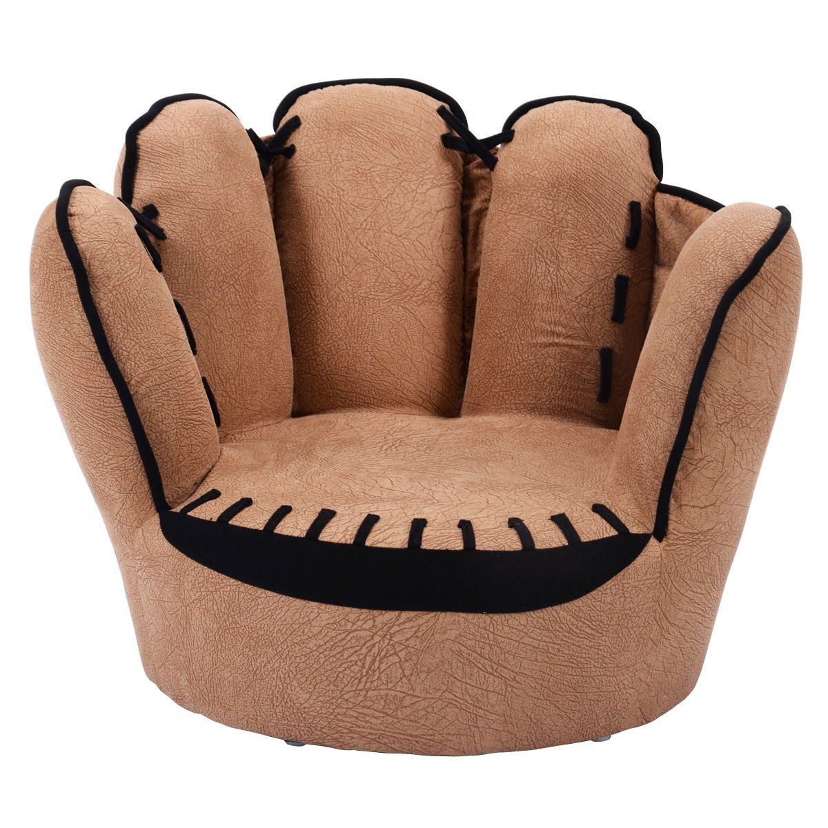 Toddler Sofa Chairs Regarding Famous Amazon: Costzon Kids Sofa Chair Finger Style Toddler Armchair (View 10 of 20)