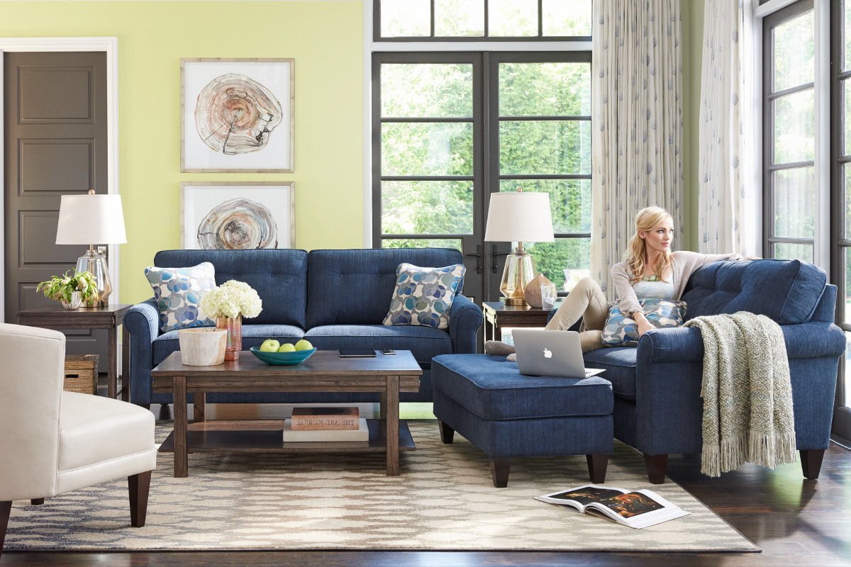 Top Furniture Sofas, Made In The Usa From La Z Boy Furniture, In Pertaining To Latest Lazy Boy Sofas And Chairs (View 9 of 20)