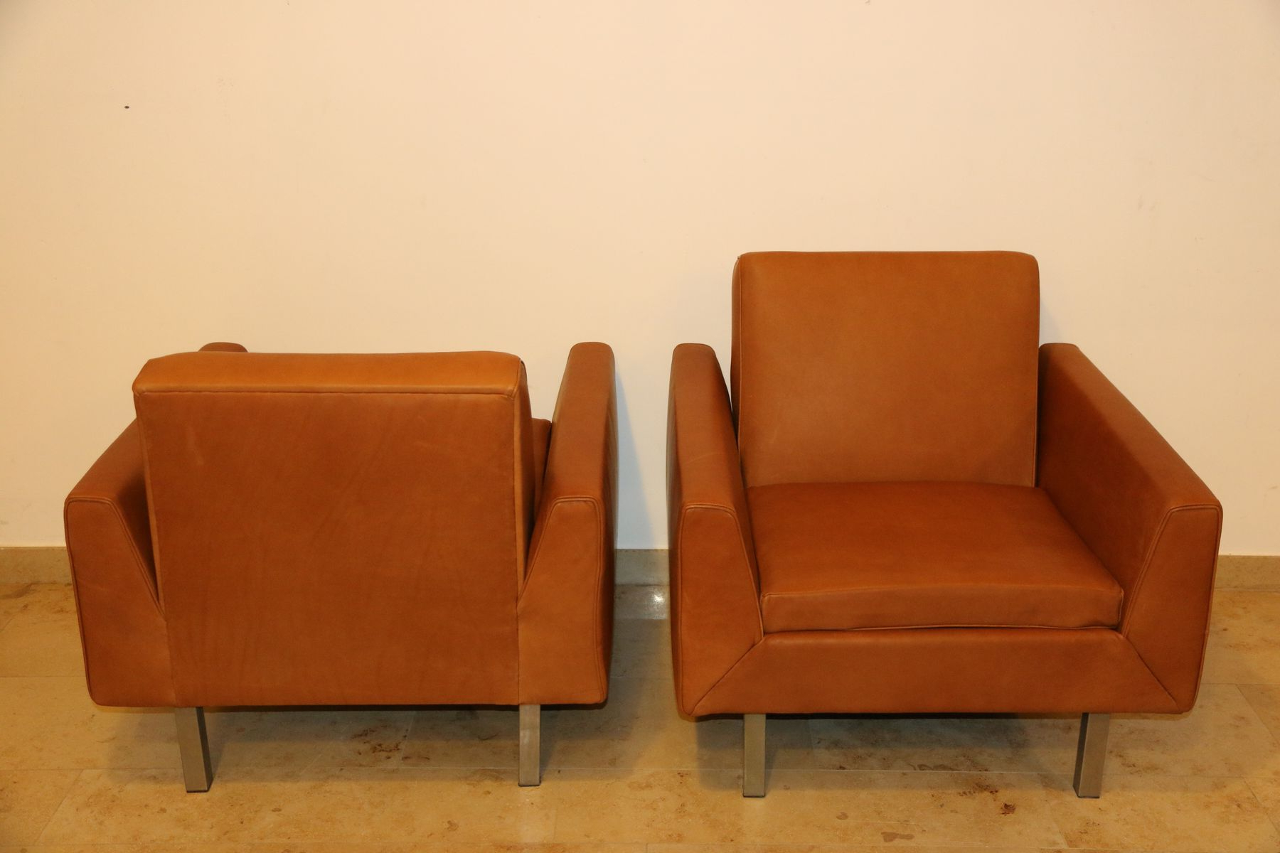 Trendy 410 Club Chairstheo Ruth For Artifort, 1956, Set Of 2 For Sale Intended For Theo Ii Swivel Chairs (View 17 of 20)