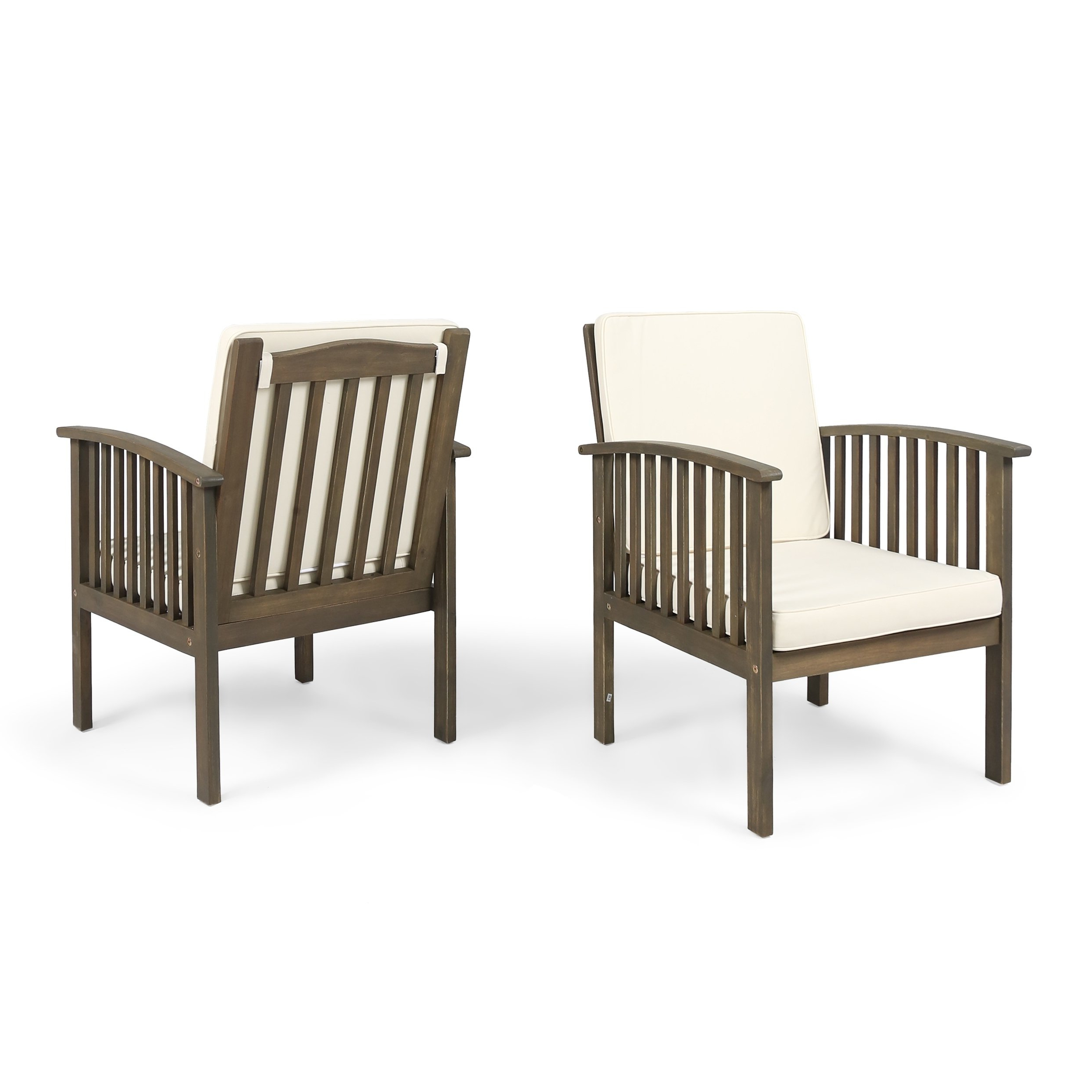 Trendy Alder Grande Ii Swivel Chairs In Buy Grey, 2 Outdoor Sofas, Chairs & Sectionals Online At Overstock (Gallery 13 of 20)