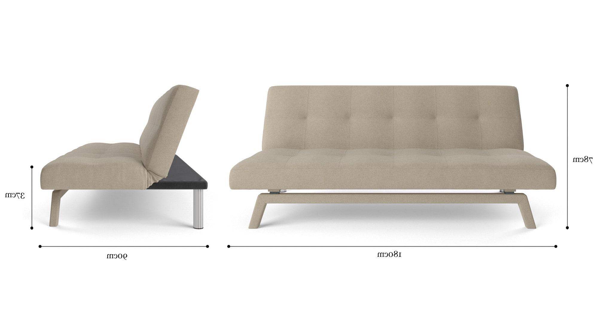 Trendy Buy Milo Sofa Bed Online In Australia (View 4 of 20)