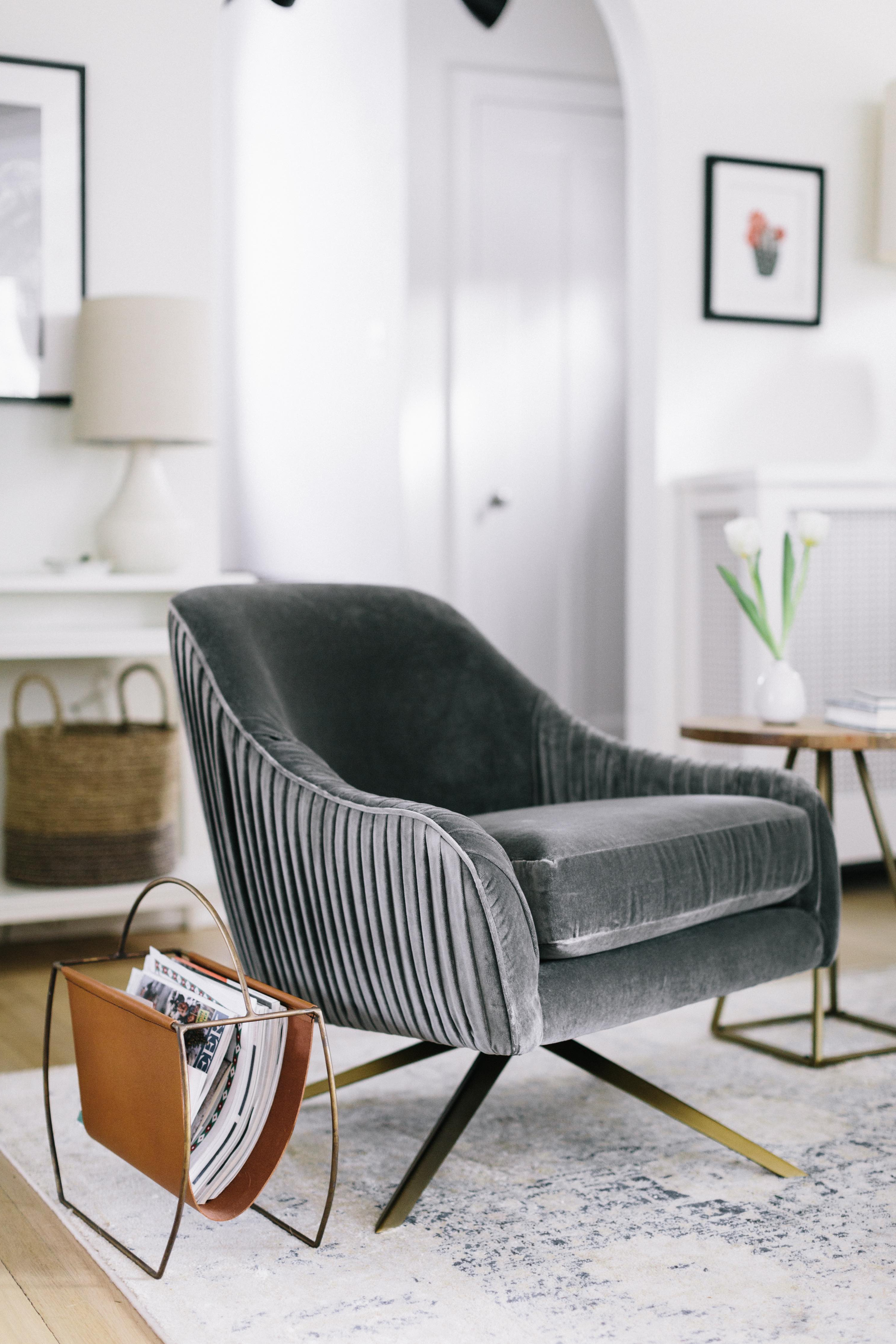 Trendy Gibson Swivel Cuddler Chairs Regarding It Takes Two, Or A West Elm Roar + Rabbit Giveaway – Wit & Delight (View 18 of 20)