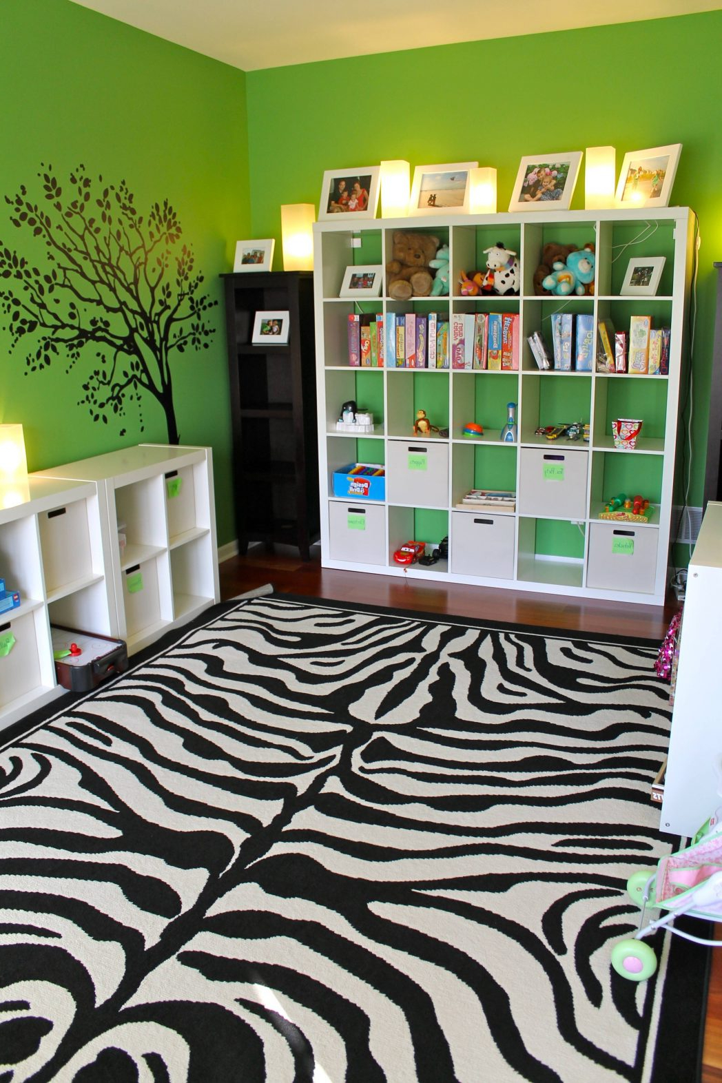 Trendy Kids Sofa Chair And Ottoman Set Zebra Regarding Conference Chairs Conference Room Storage Cabinets Conference Desks (View 18 of 20)