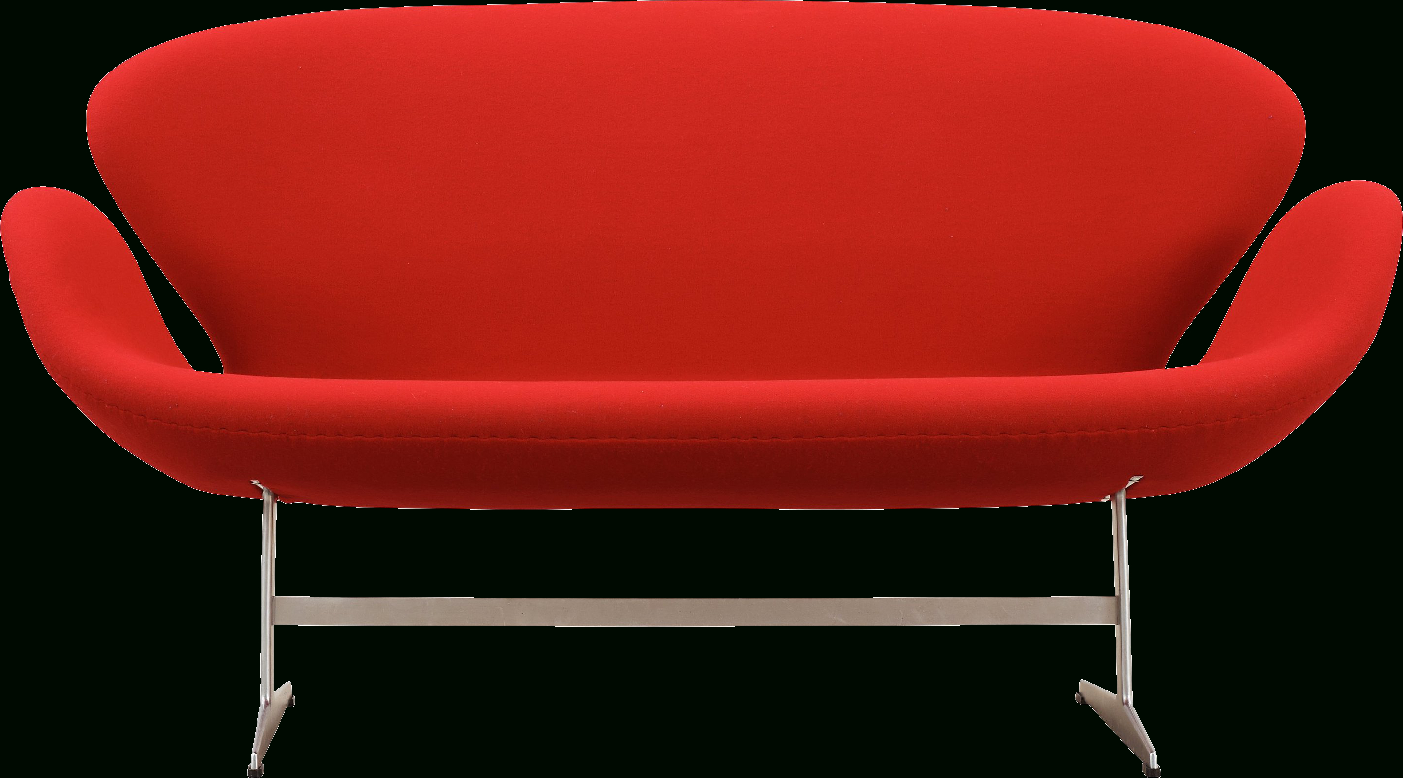 Trendy Sofa Png Images Free Download Within Red Sofas And Chairs (View 8 of 20)