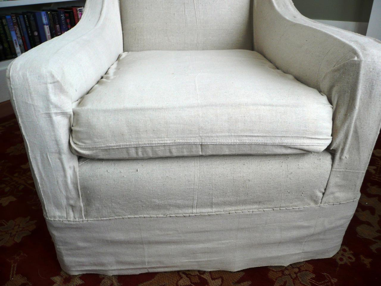 Trendy Tips: Soft T Cushion Chair Slipcovers For Elegant Interior Furniture In Sofa And Chair Slipcovers (View 5 of 20)