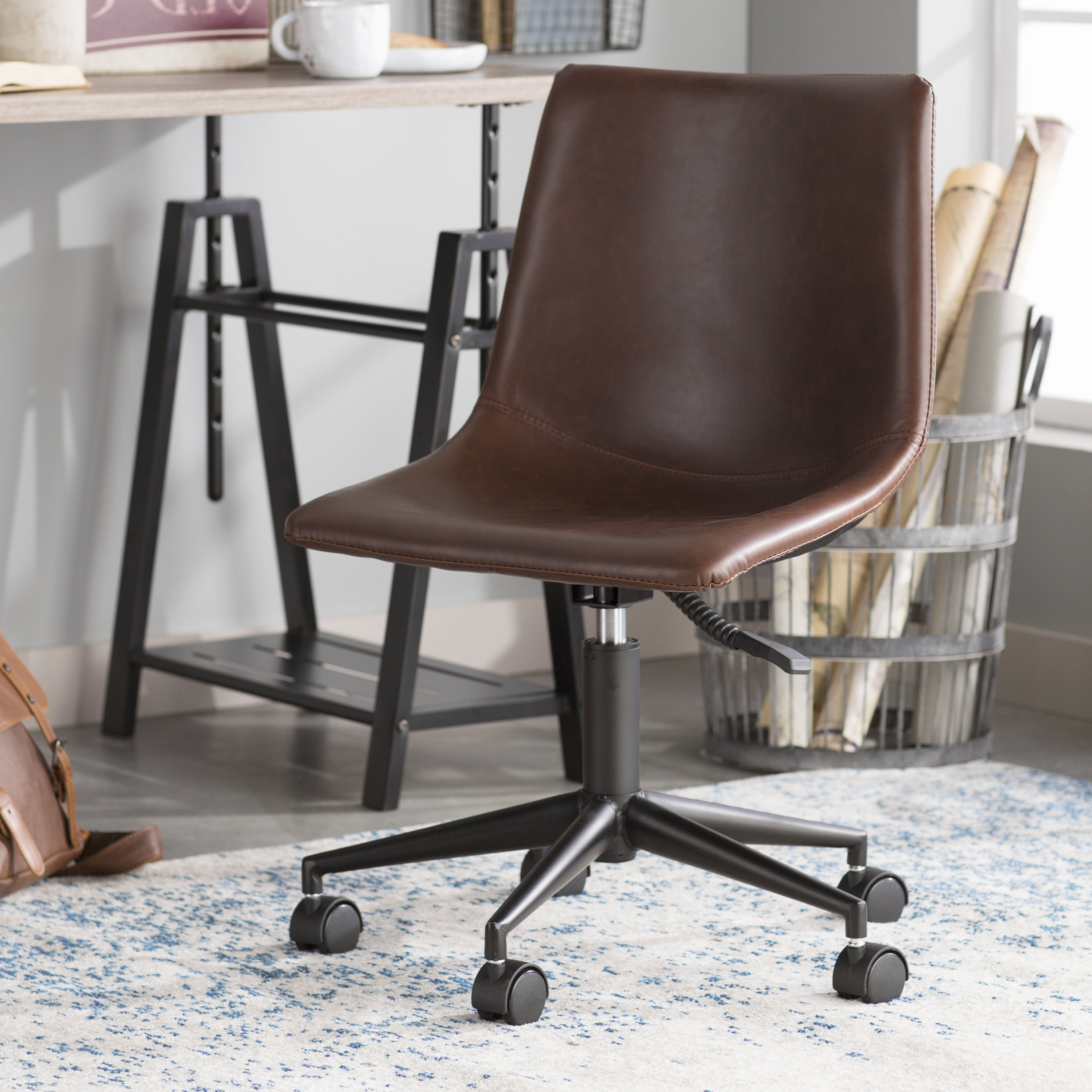 Trent Austin Design Patterson Smart Desk Chair & Reviews (View 15 of 20)