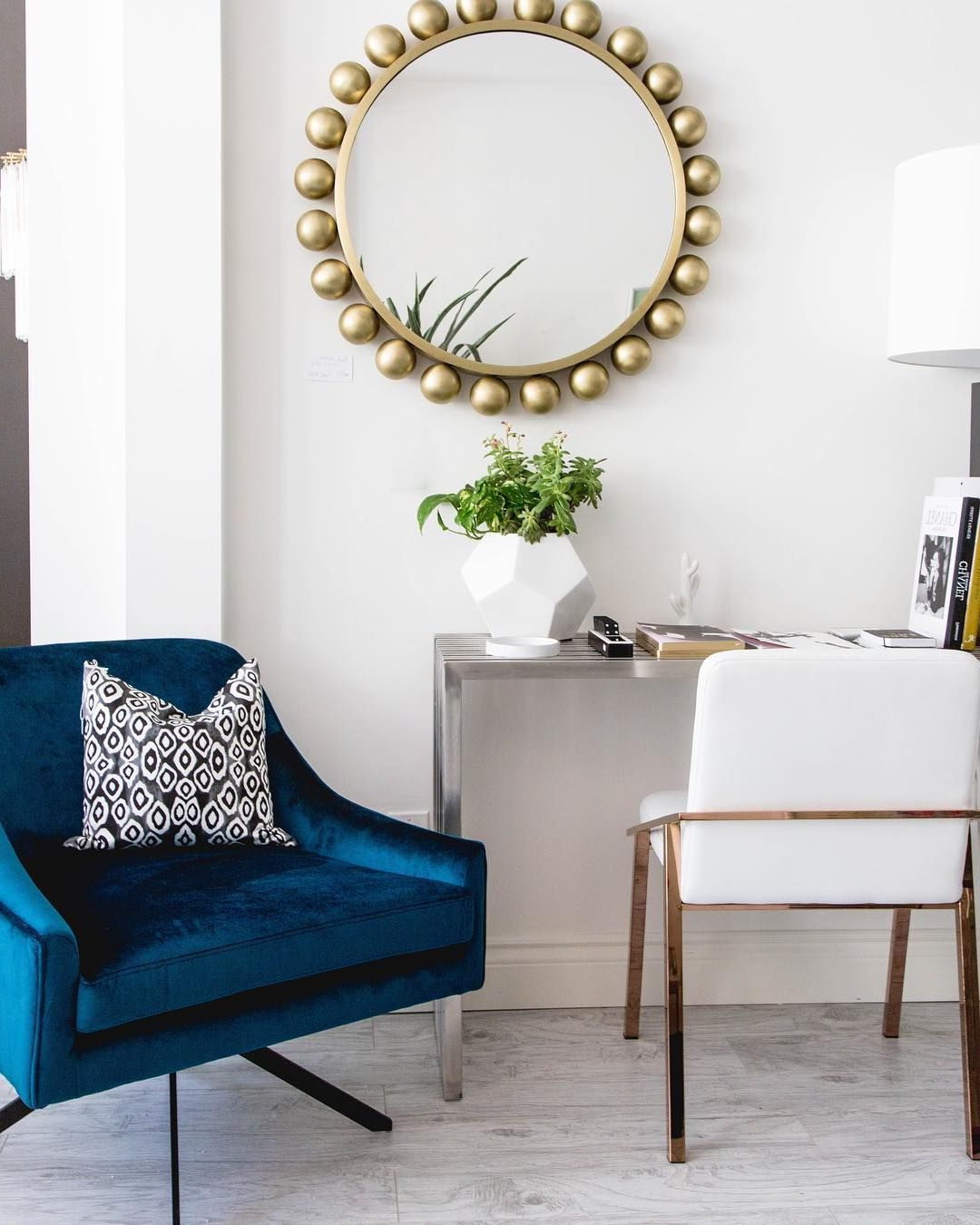 Twirl Swivel Accent Chairs For Famous A Spot Of Blue For Your Thursday (View 17 of 20)