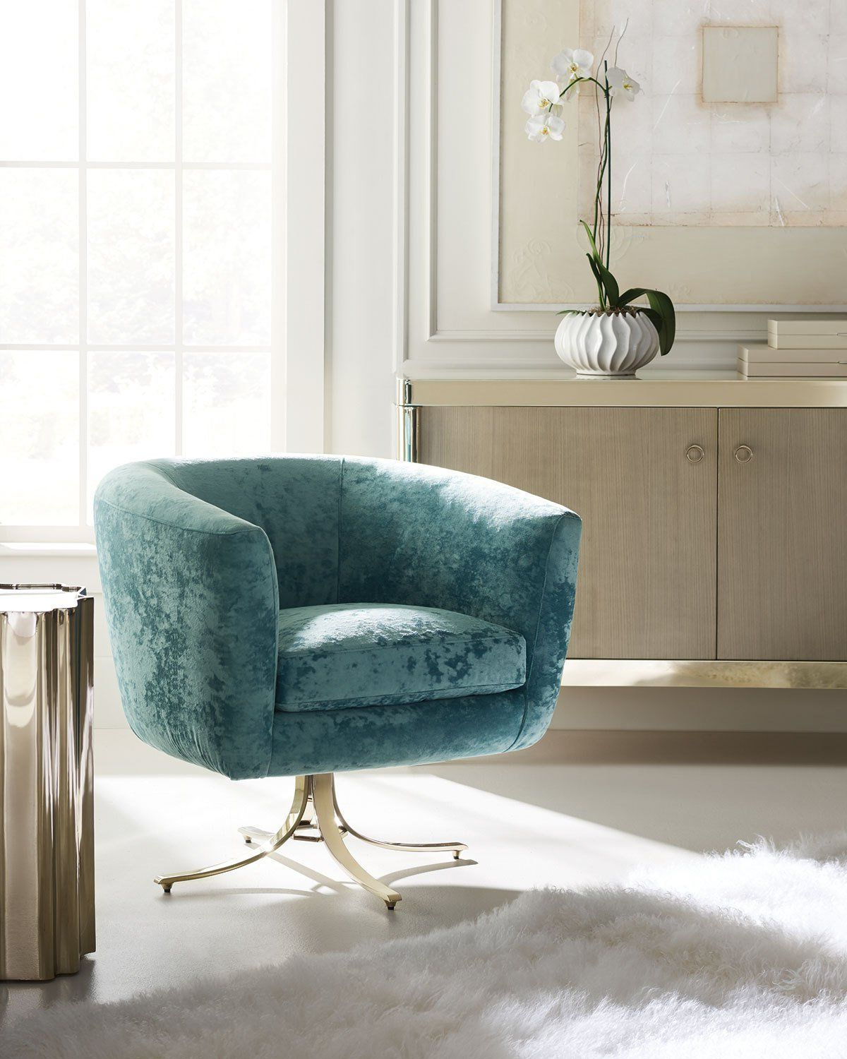 Twirl Swivel Accent Chairs For Most Recent Twirl Around Swivel Chair In (View 4 of 20)