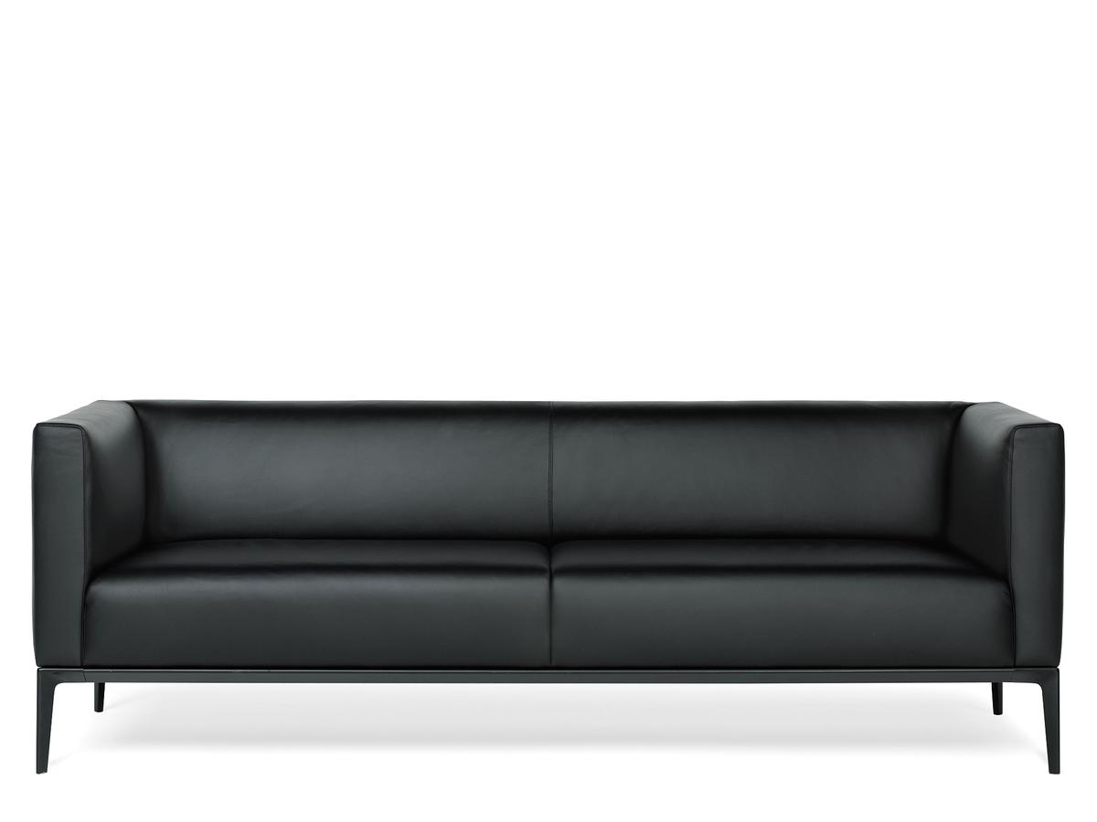 Walter Leather Sofa Chairs Regarding Well Known Walter Knoll Jaan Sofa 780/781Eoos, 2010 – Designer Furniture (View 14 of 20)