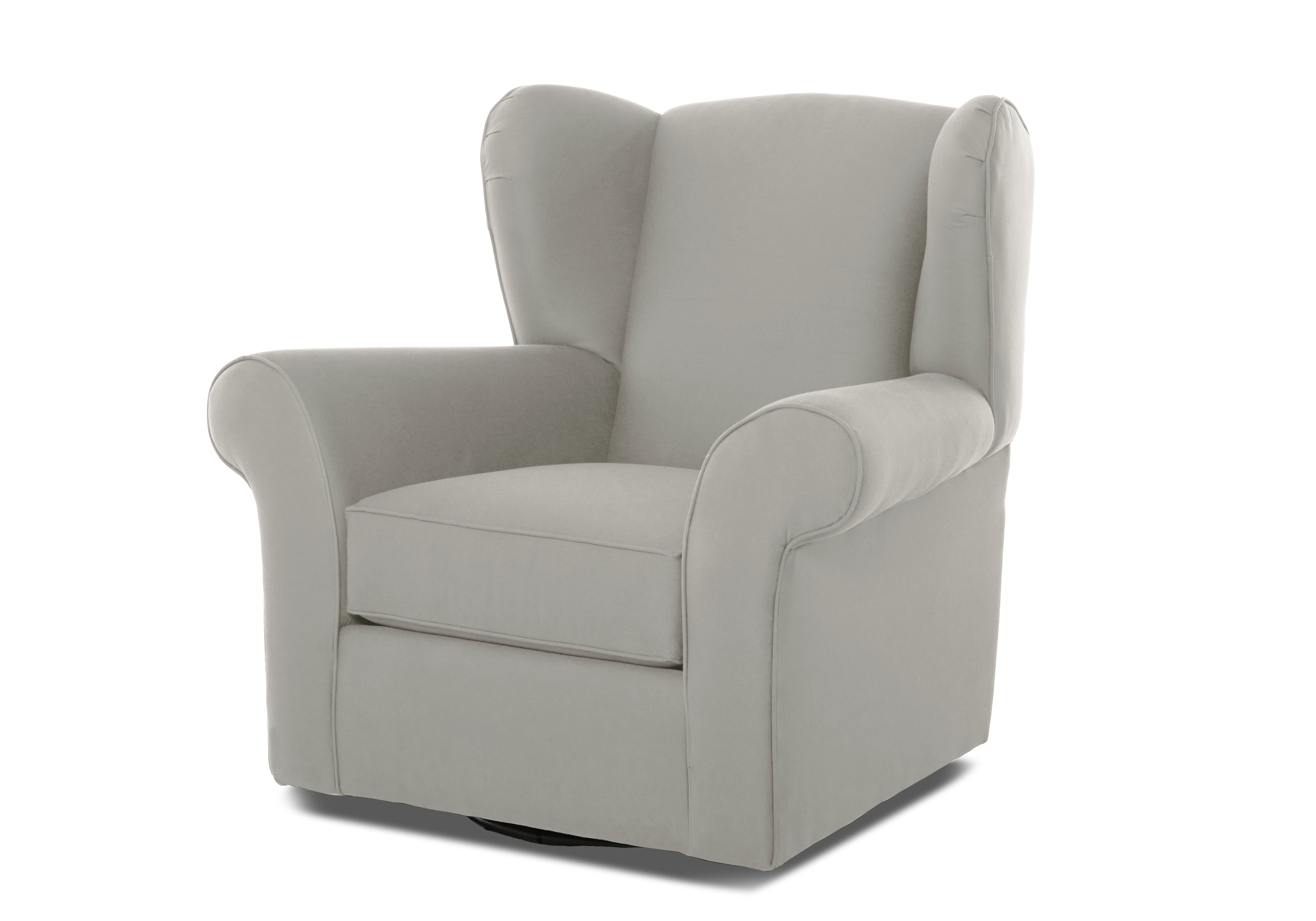 Featured Photo of Katrina Grey Swivel Glider Chairs