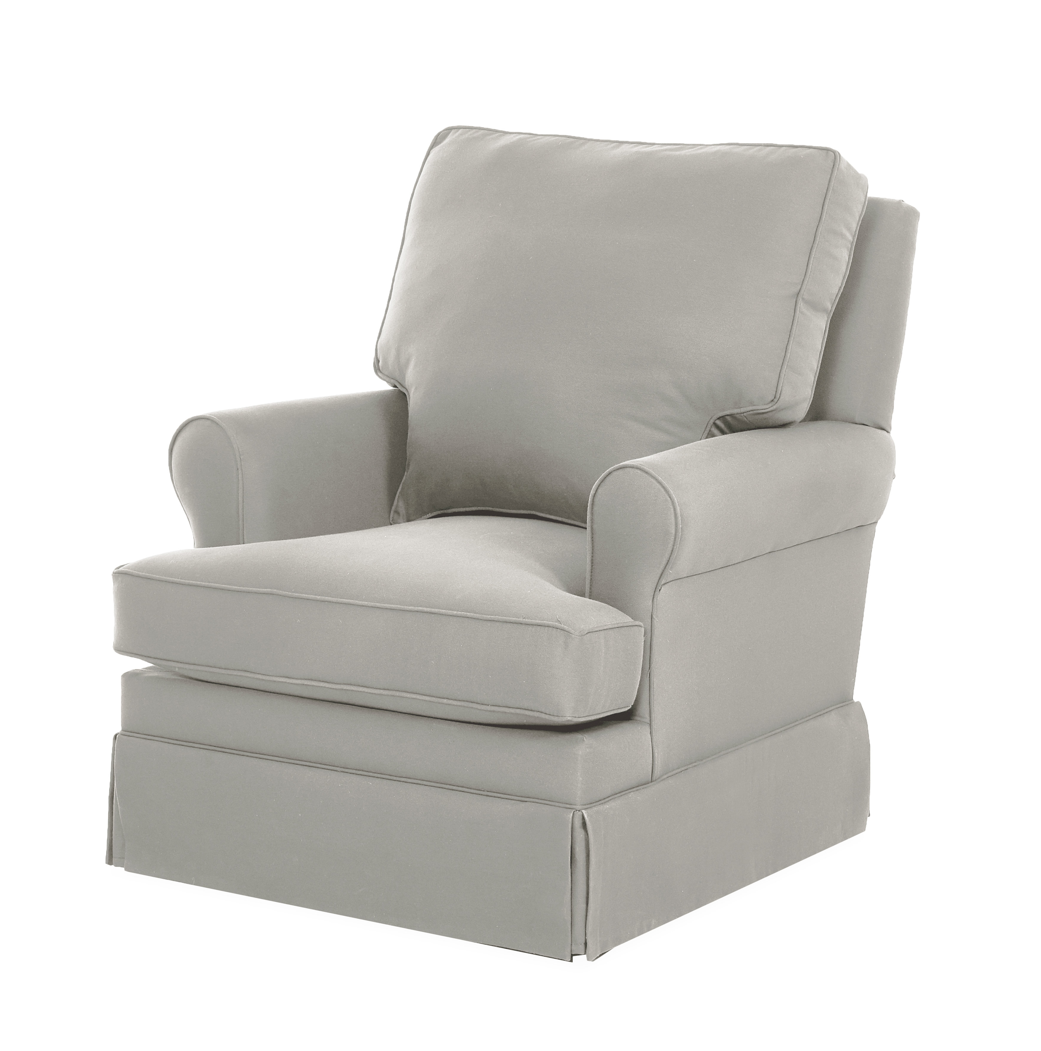 Wayfair Custom Upholstery™ Gwinnett Swivel Glider (View 2 of 20)