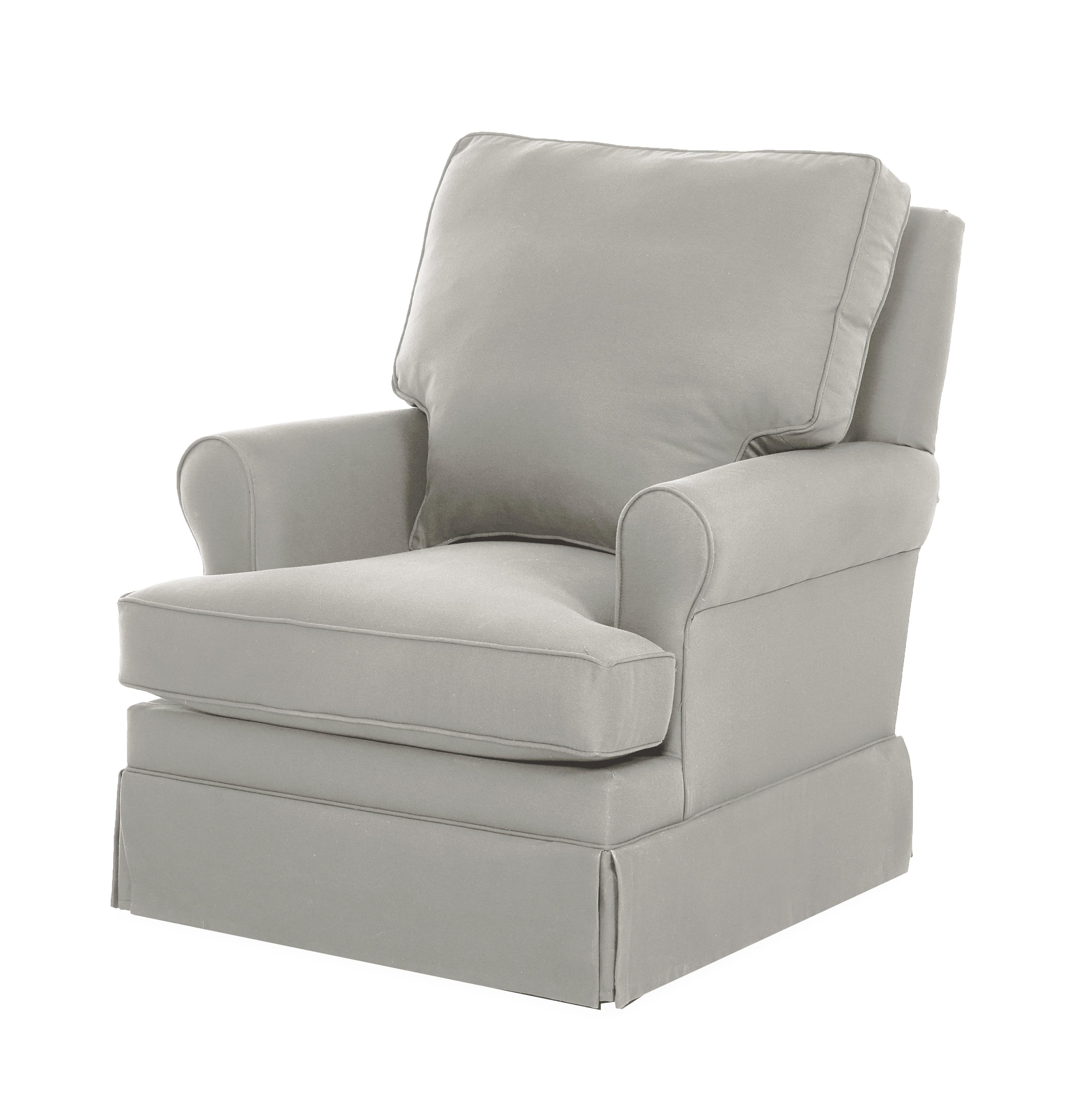 Wayfair Custom Upholstery™ Gwinnett Swivel Glider (View 17 of 20)