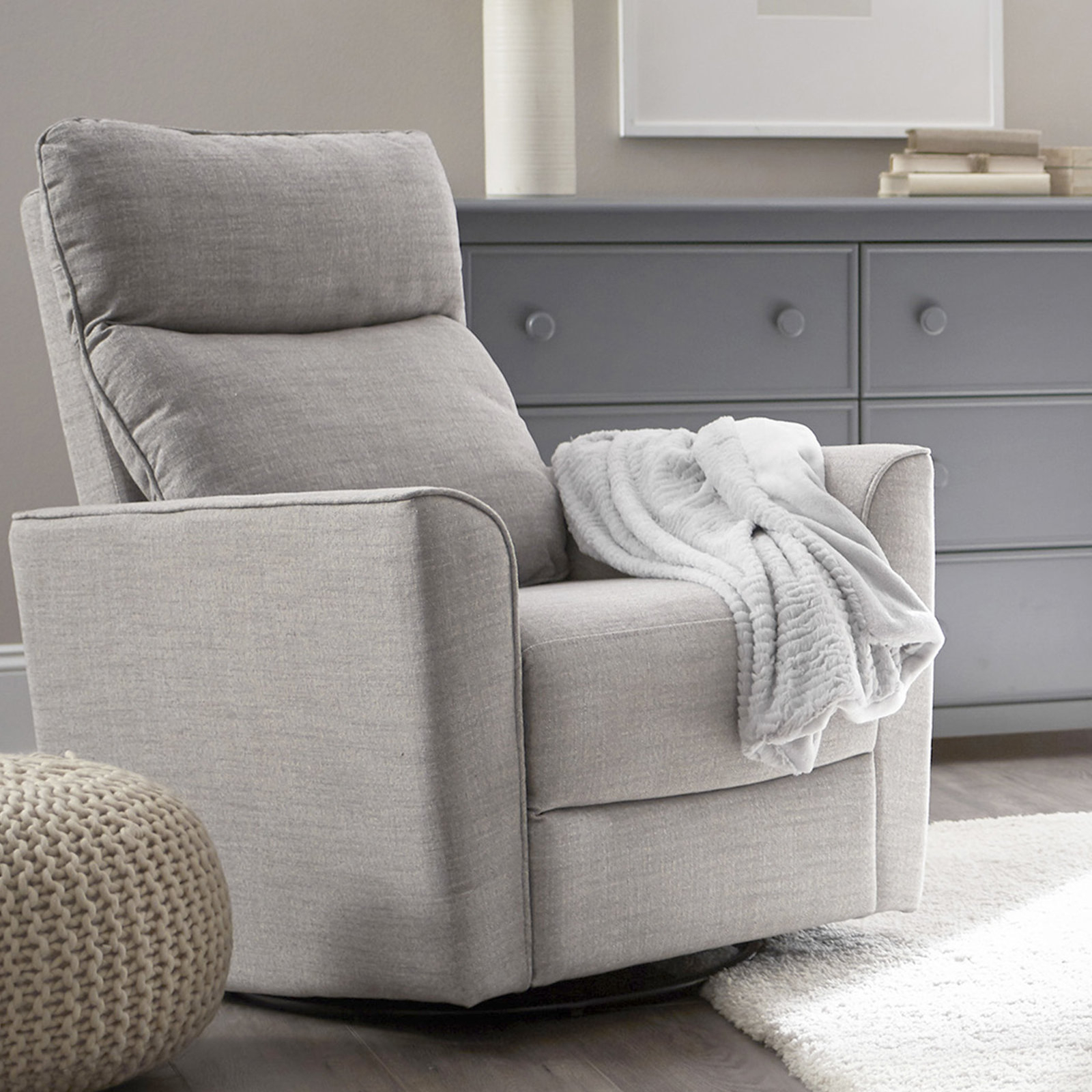 Wayfair For Mari Swivel Glider Recliners (View 3 of 20)