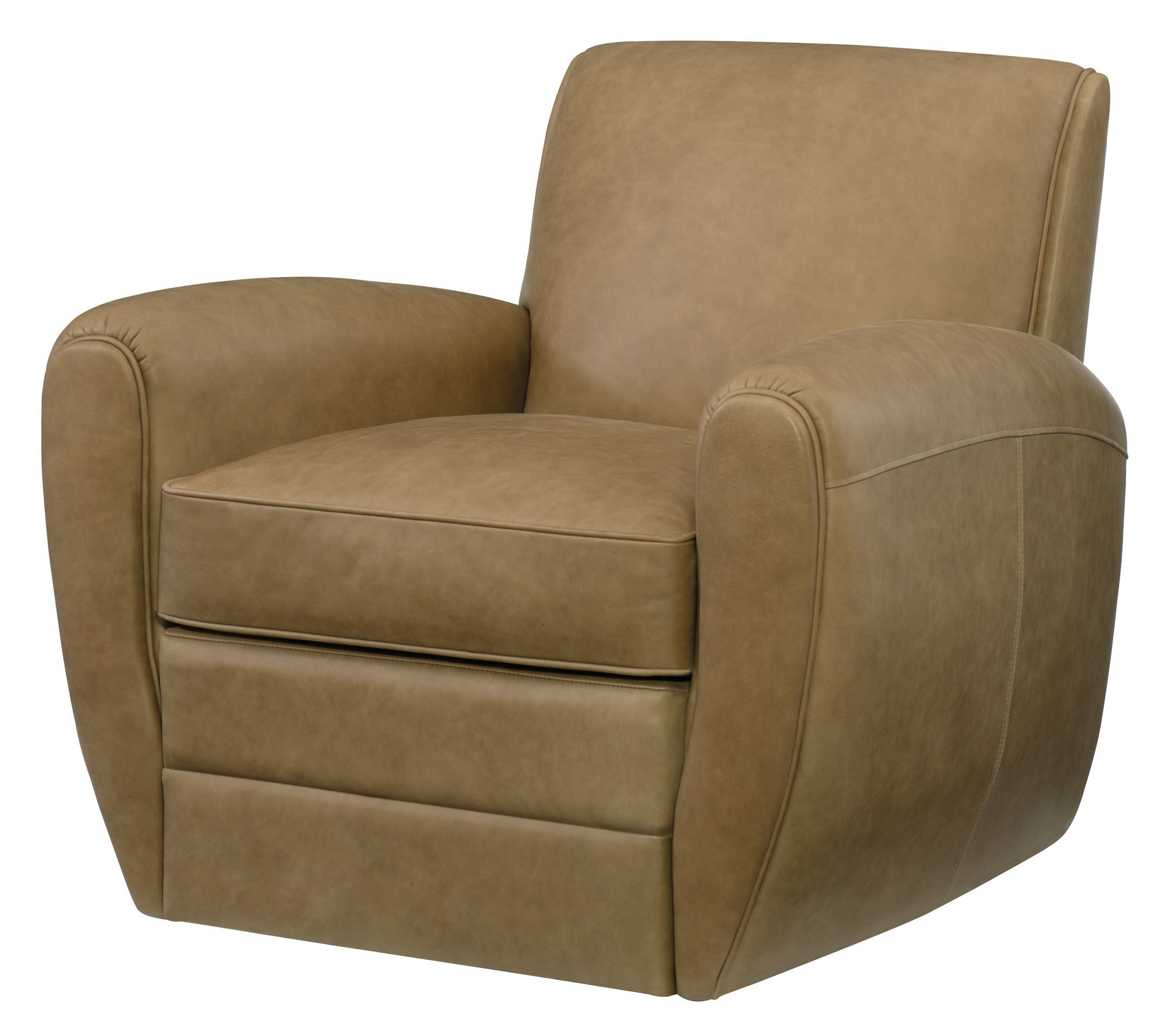 Wayfair Inside Widely Used Swivel Tobacco Leather Chairs (View 7 of 20)