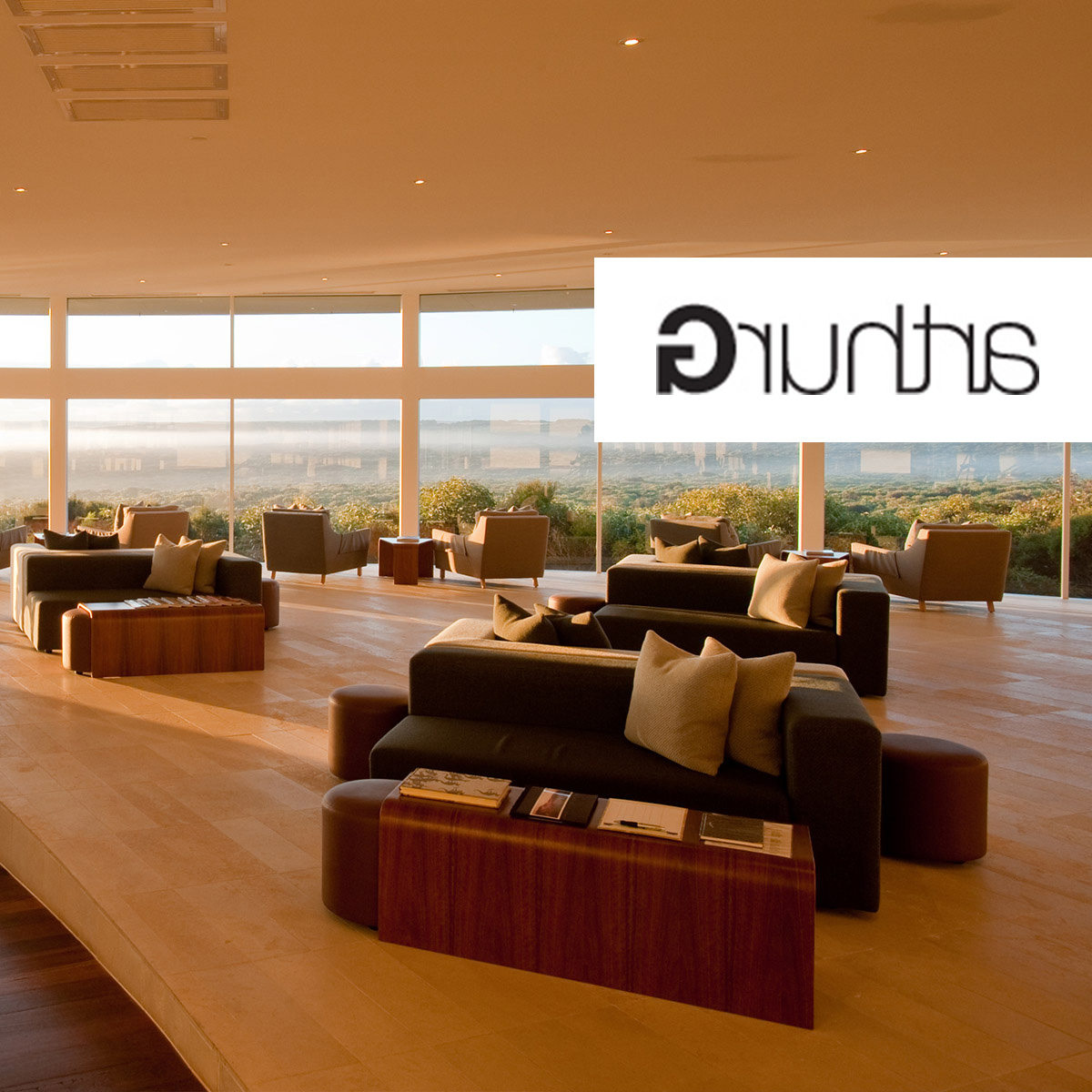 Well Known Australian Designer Furniture – Arthur G With Loft Arm Sofa Chairs (View 20 of 20)