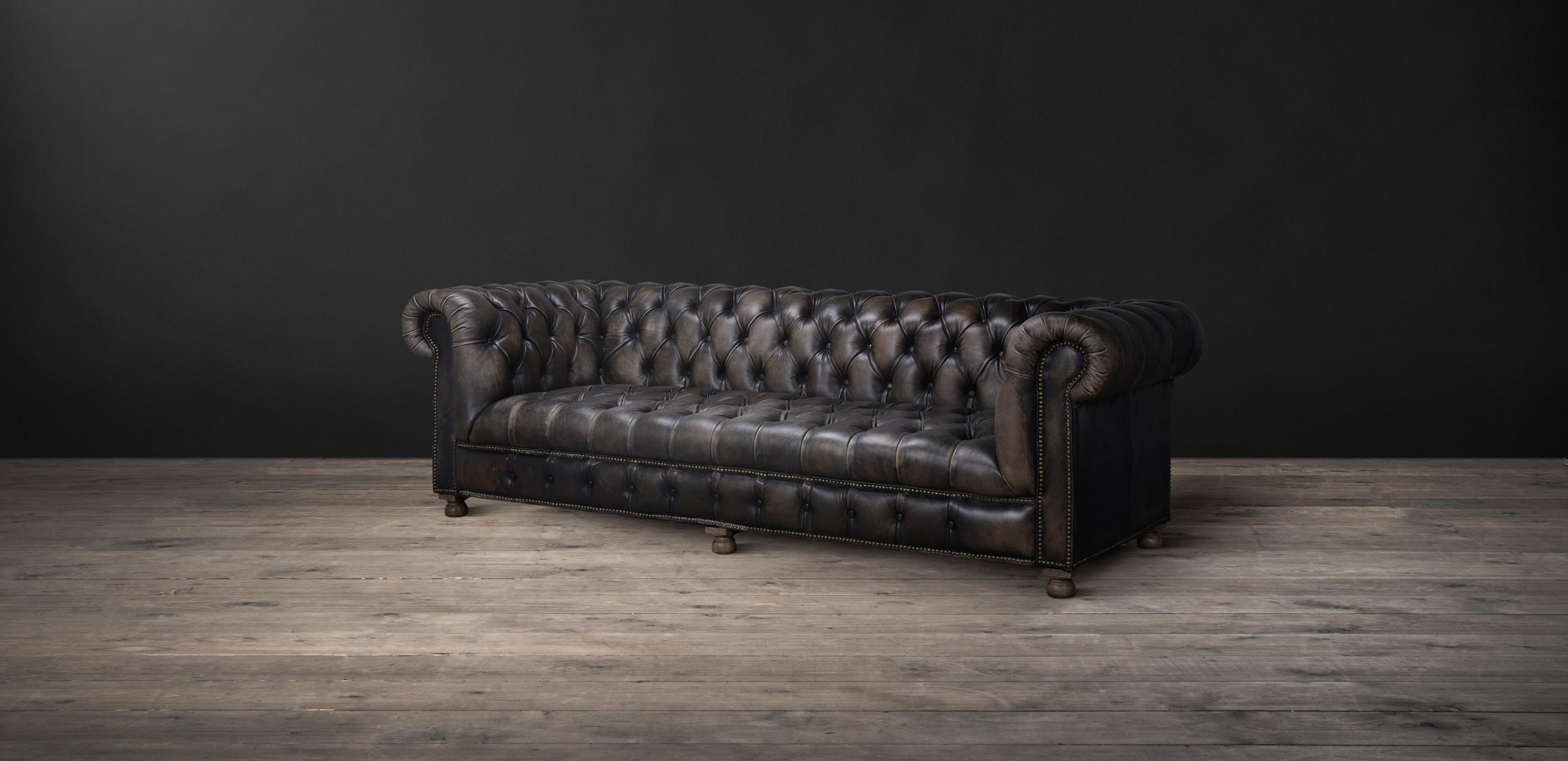 Well Known Chesterfield Sofa And Chairs Pertaining To Westminster Button – Chesterfield Sofa (View 10 of 20)