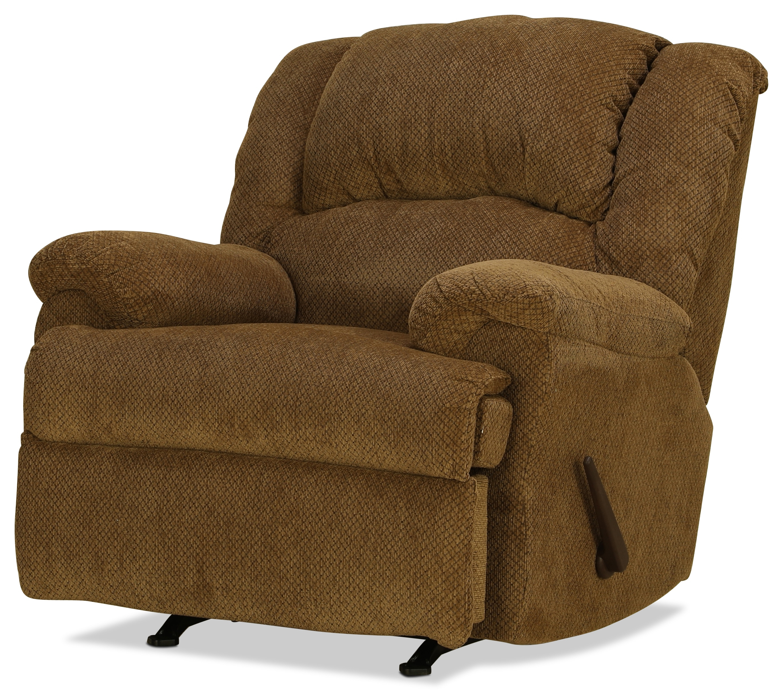 Well Known Decker Ii Fabric Swivel Glider Recliners Inside Decker Rocker Recliner – Mocha (View 2 of 20)