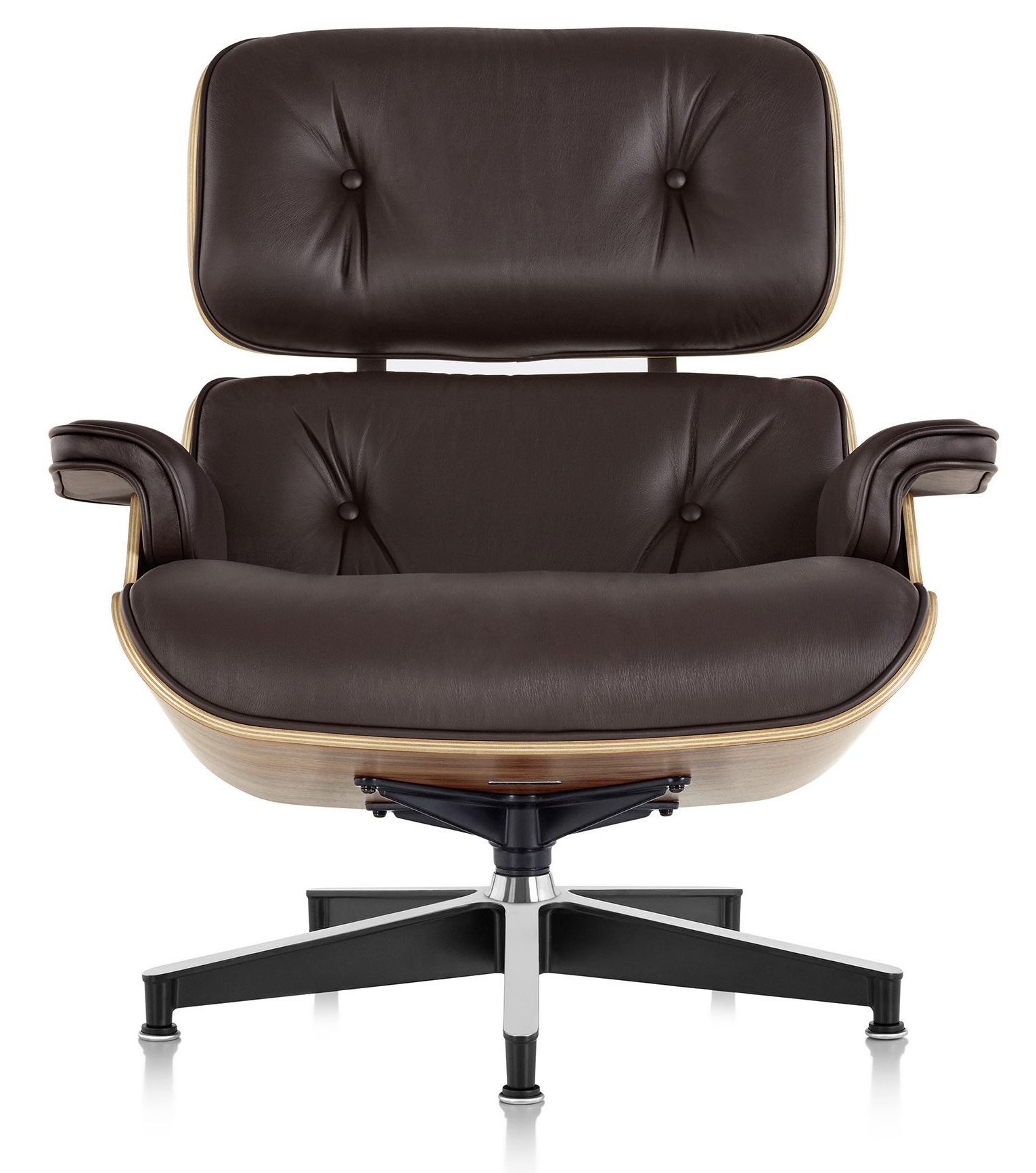 Well Known Herman Miller Eames® Lounge Chair – Gr Shop Canada With Regard To Chadwick Gunmetal Swivel Chairs (View 14 of 20)