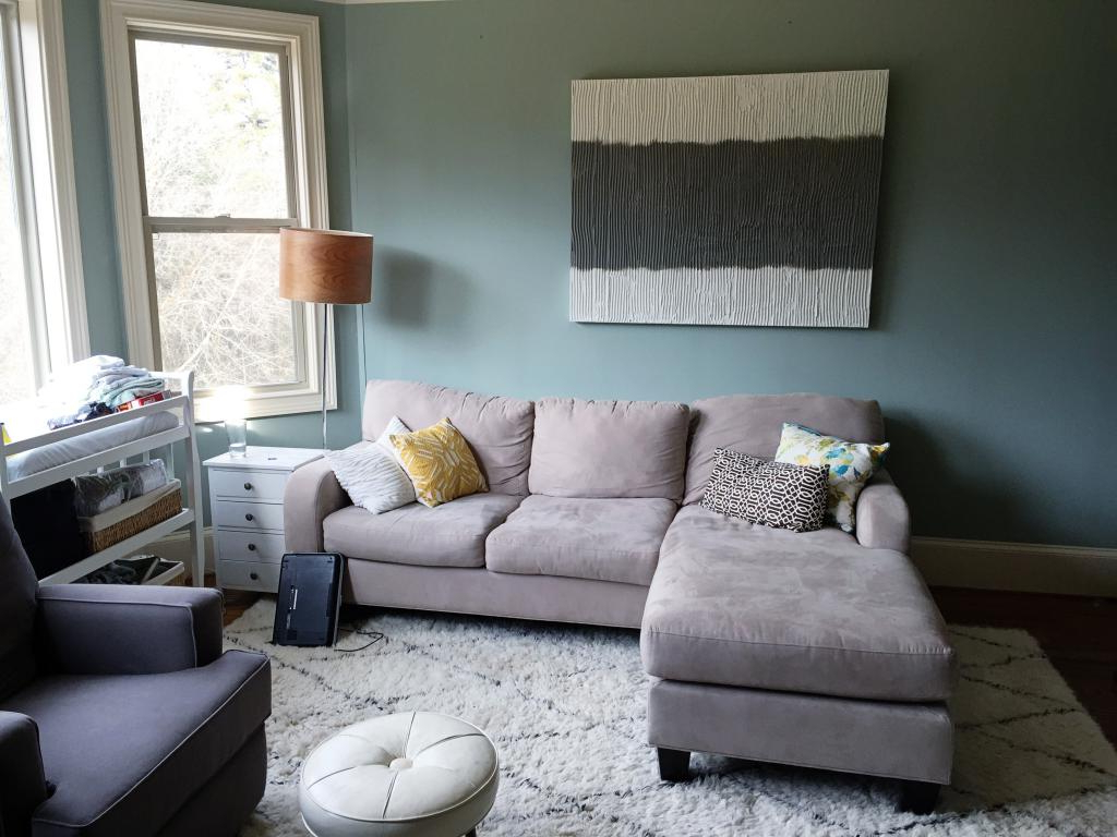Well Known Interior Define Giveaway – Bower Power Pertaining To Mcdade Ash Sofa Chairs (View 6 of 20)
